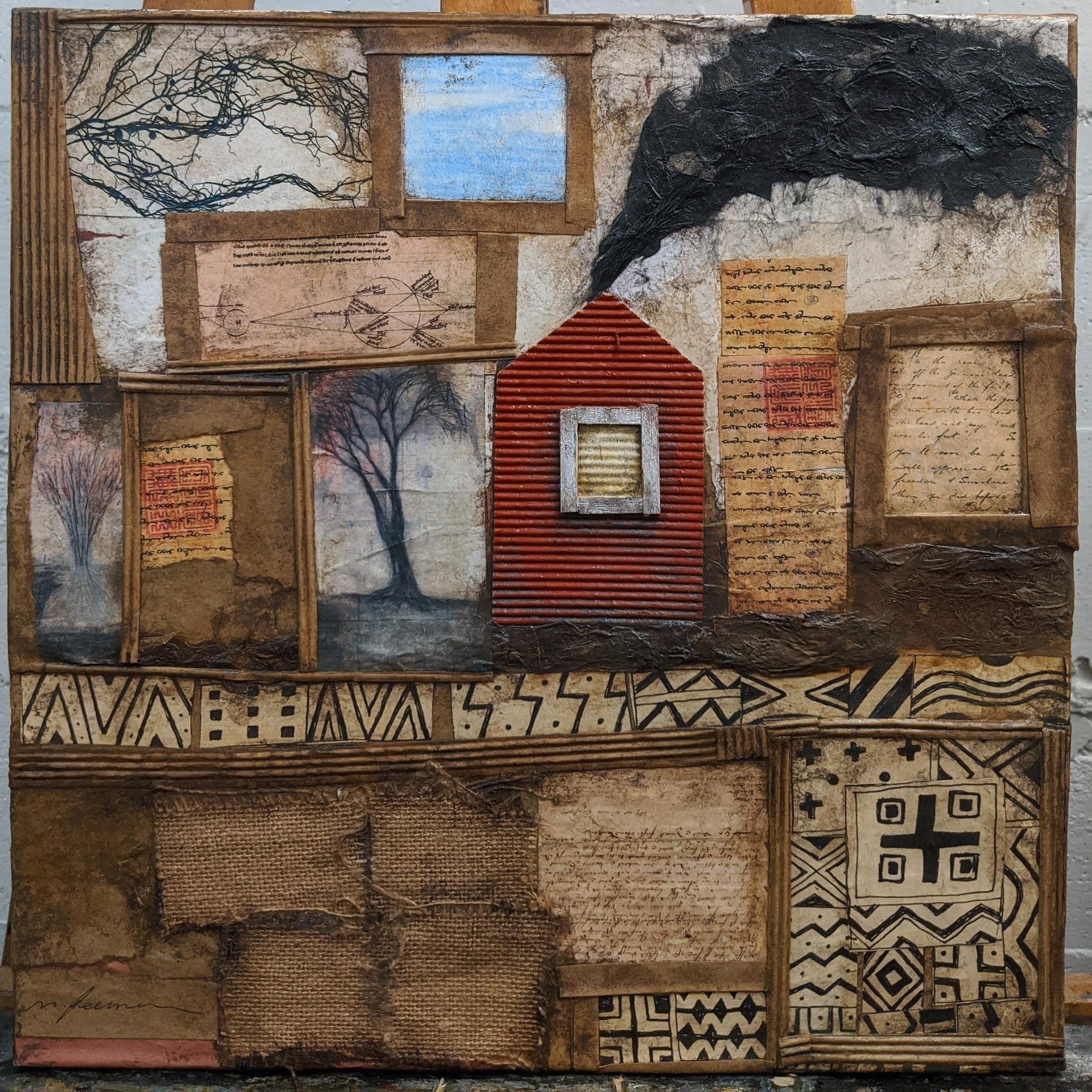 World of Patterns by M. Freeman