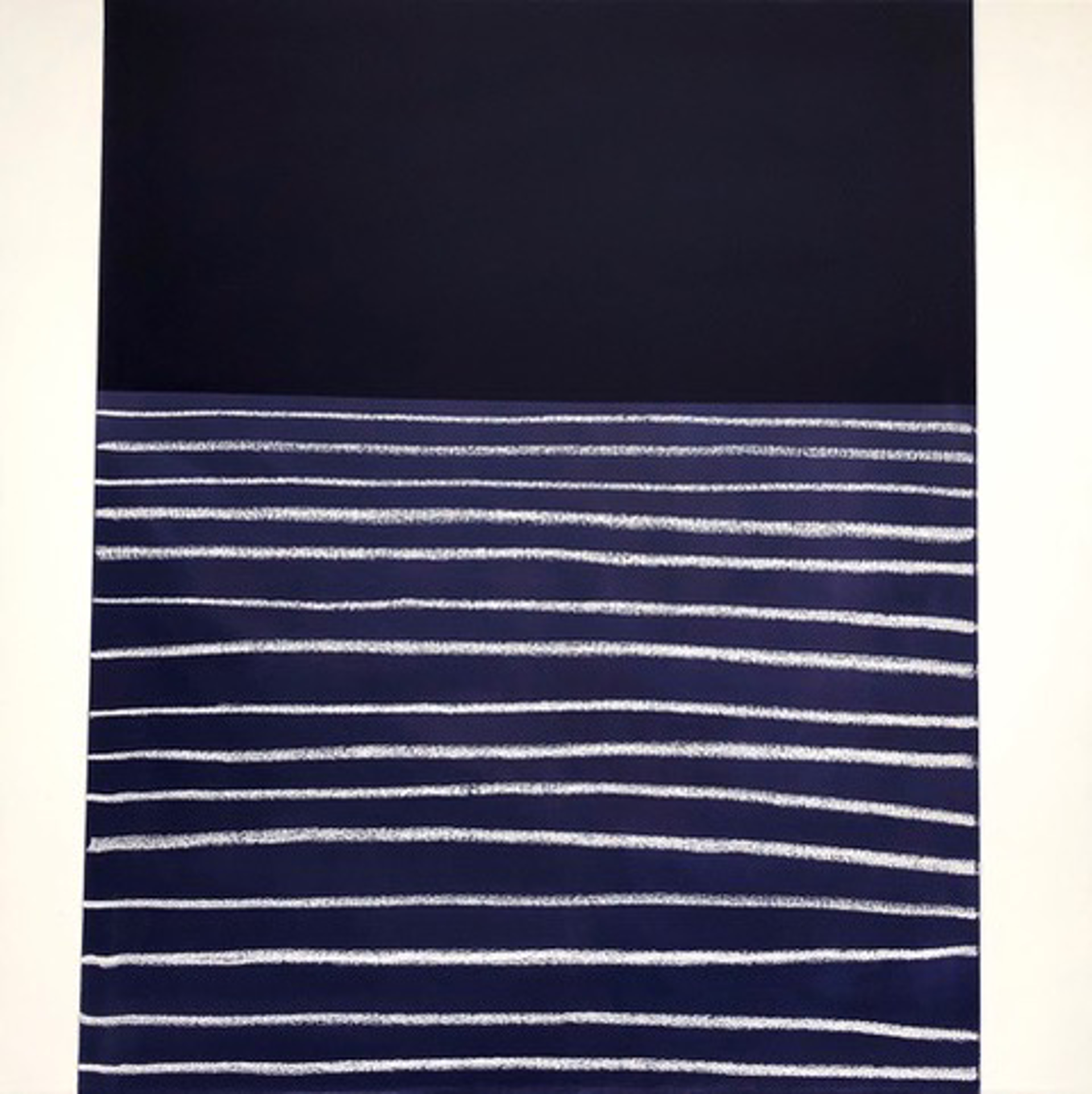 Two-Tone, Blues by Laurie Fisher