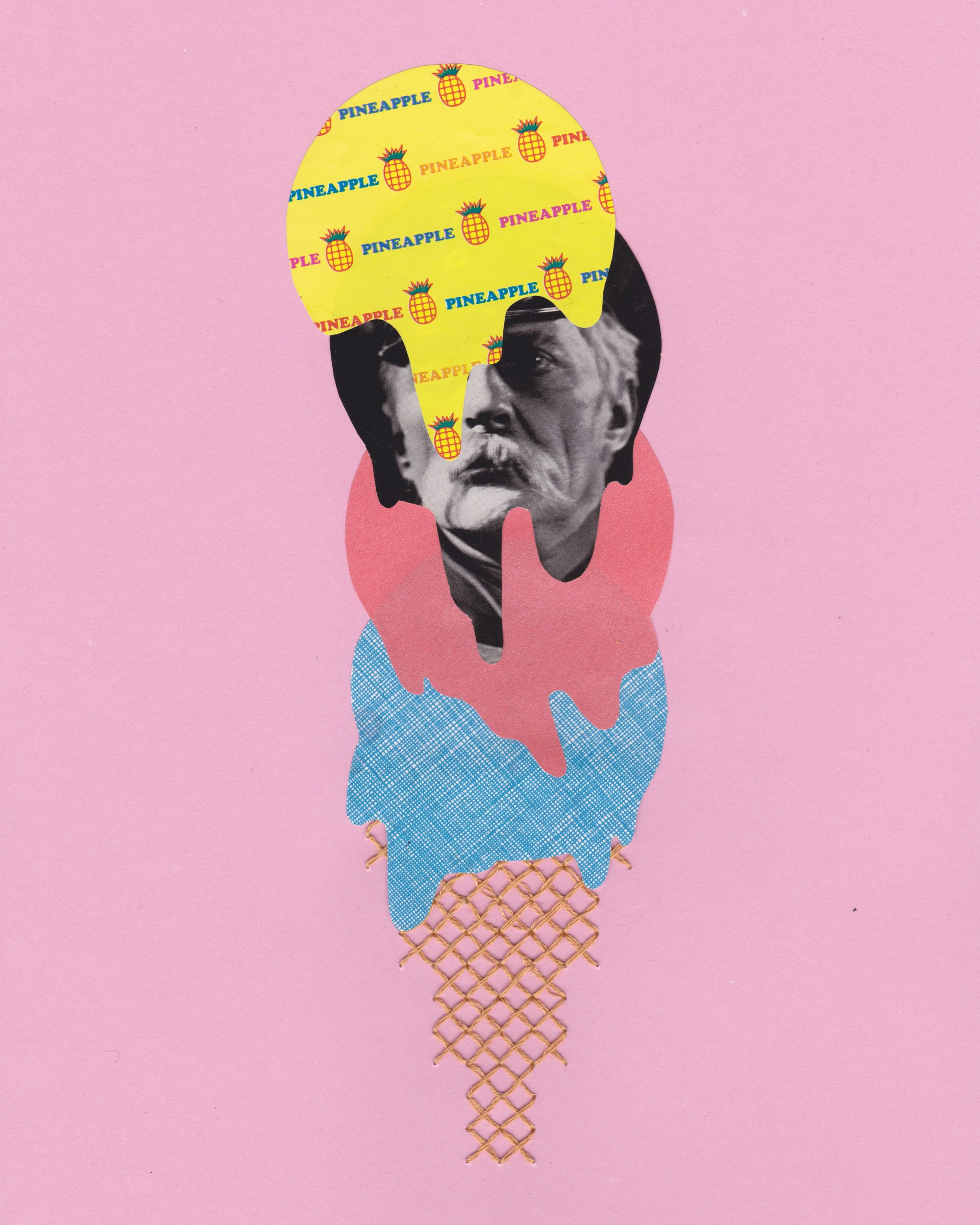Private Pineapple by Natalie Ciccoricco
