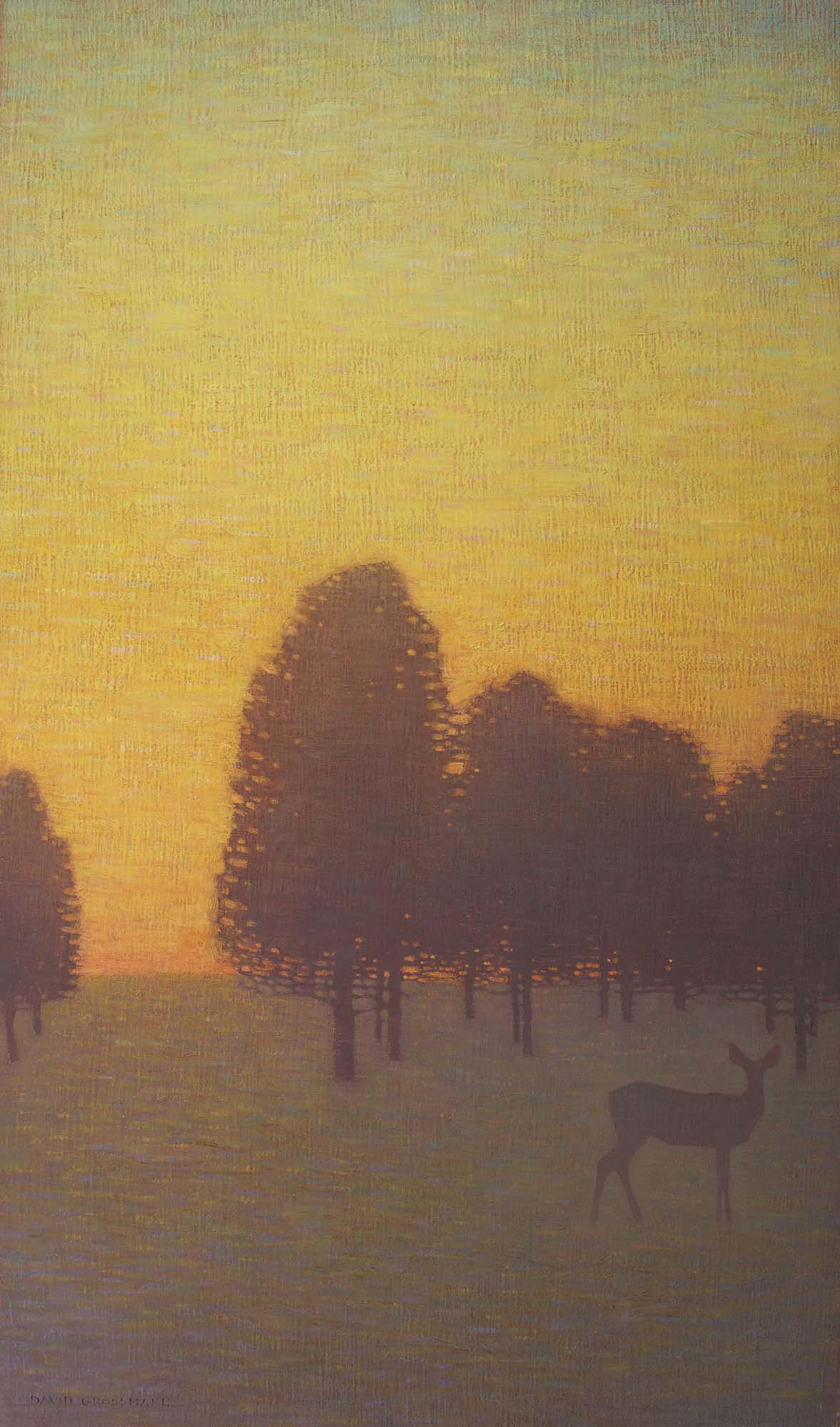 Evening Onlooker by David Grossmann