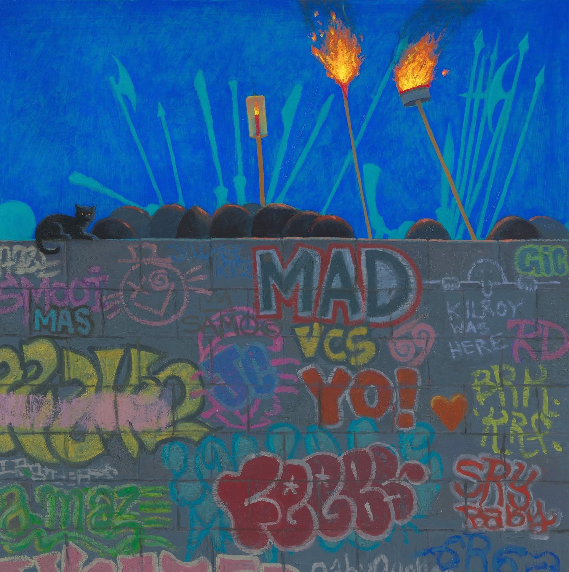 Betrayal Wall by Vonn Cummings Sumner