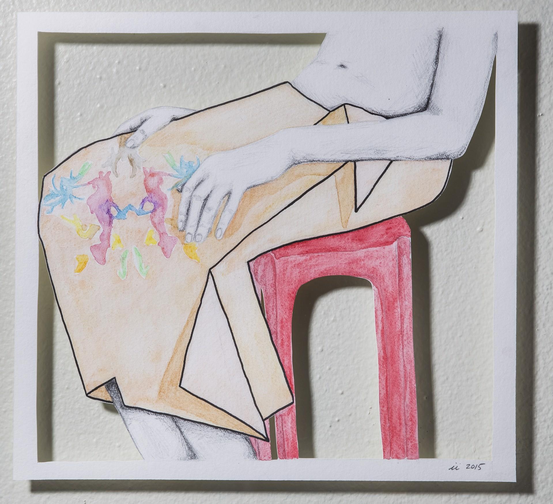 Rorschach Dreams by Lauren Iida | Early Works
