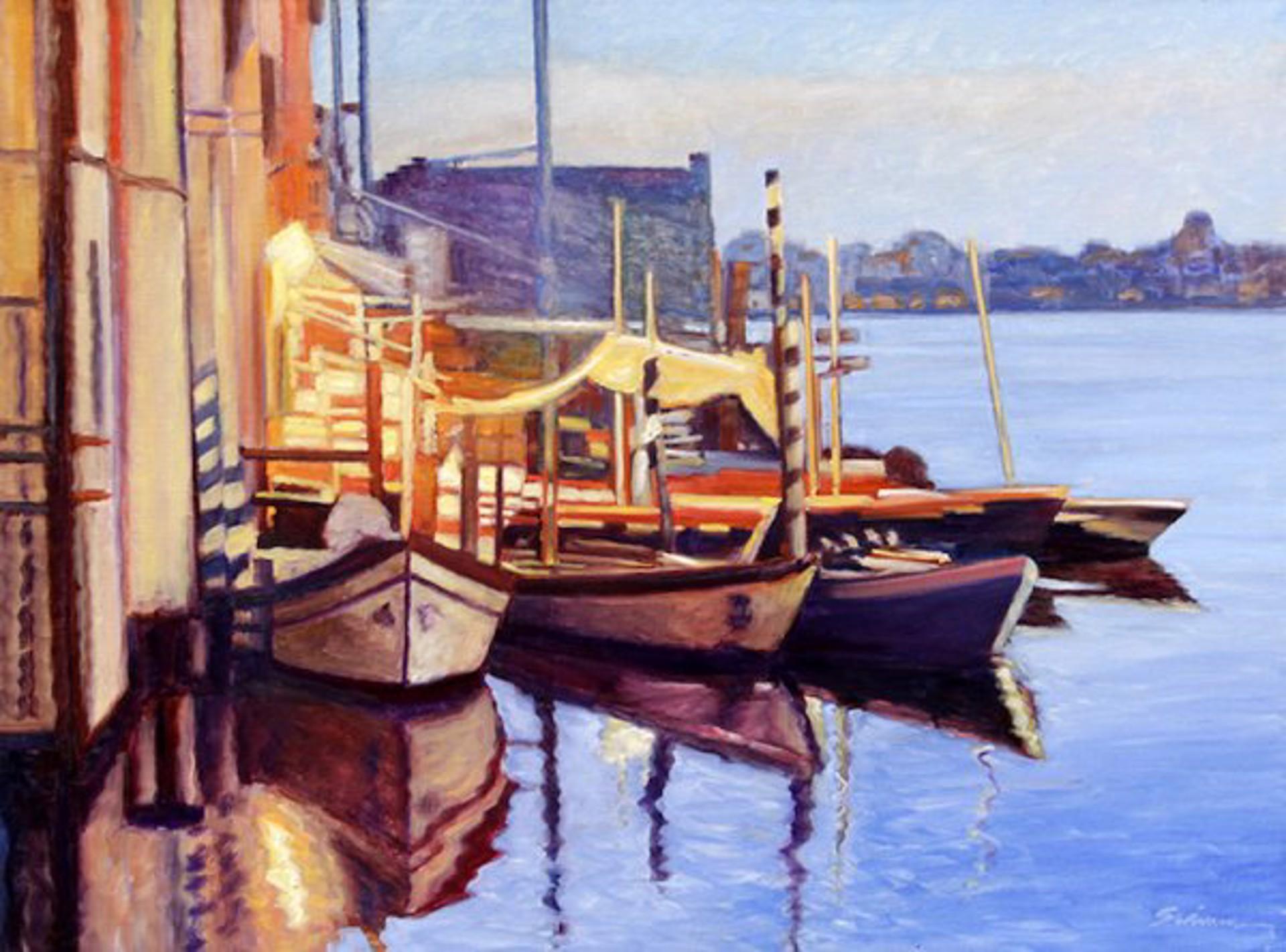 Swimm: Canal Twilight by Tom Swimm