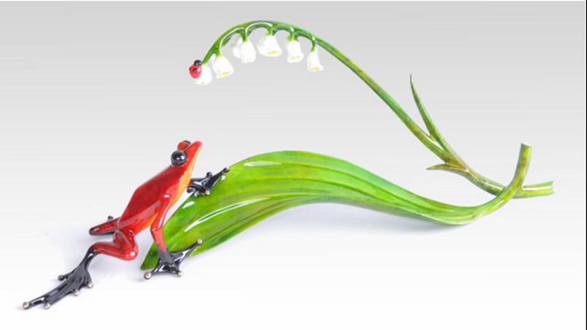 Lily of the Valley by The Frogman