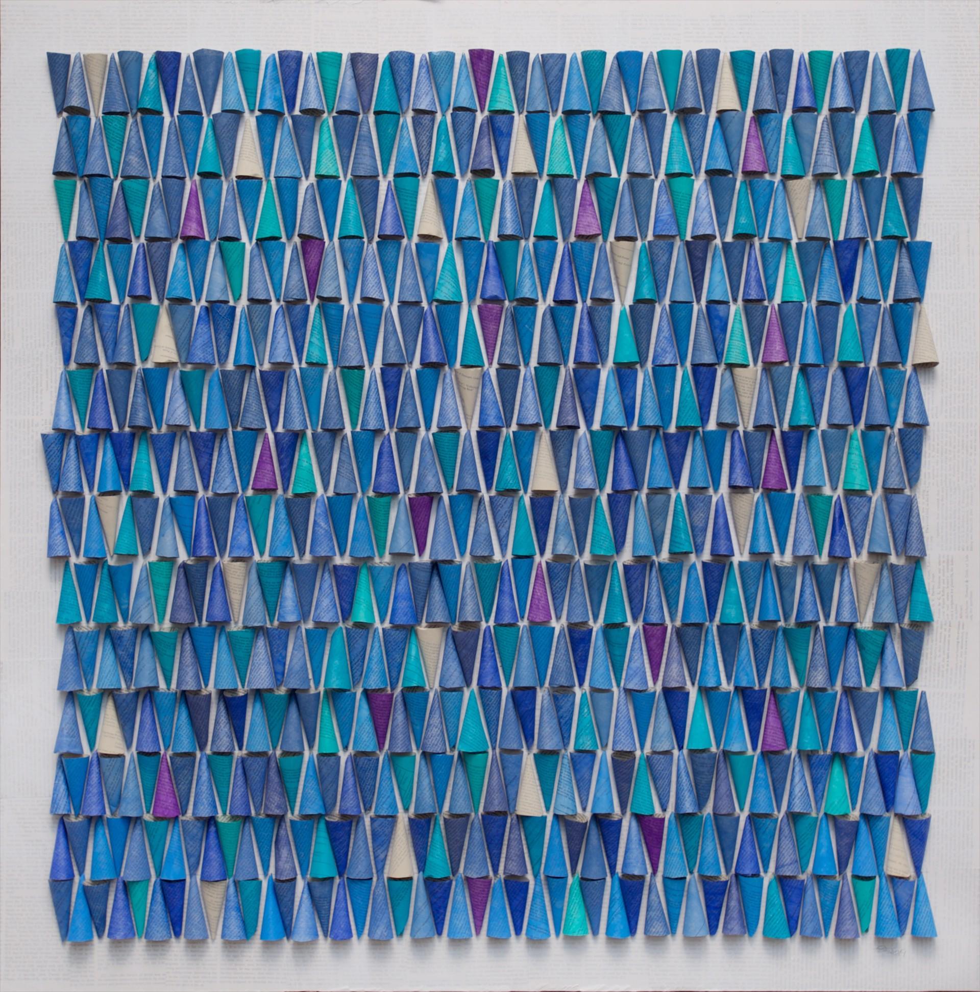 Cone Blanket by Philip Durst