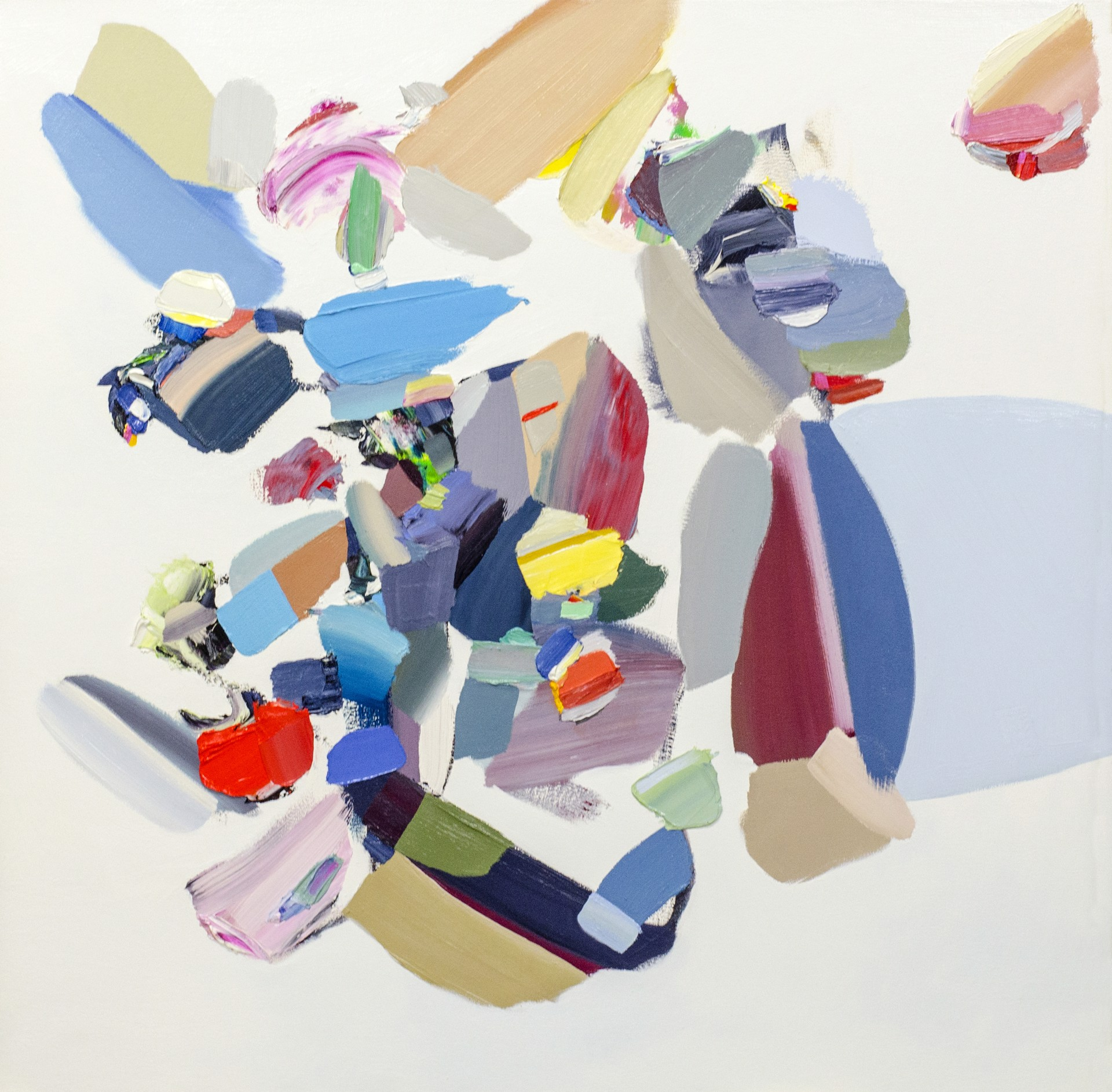 Unraveled Field (Sold) by Trey Egan