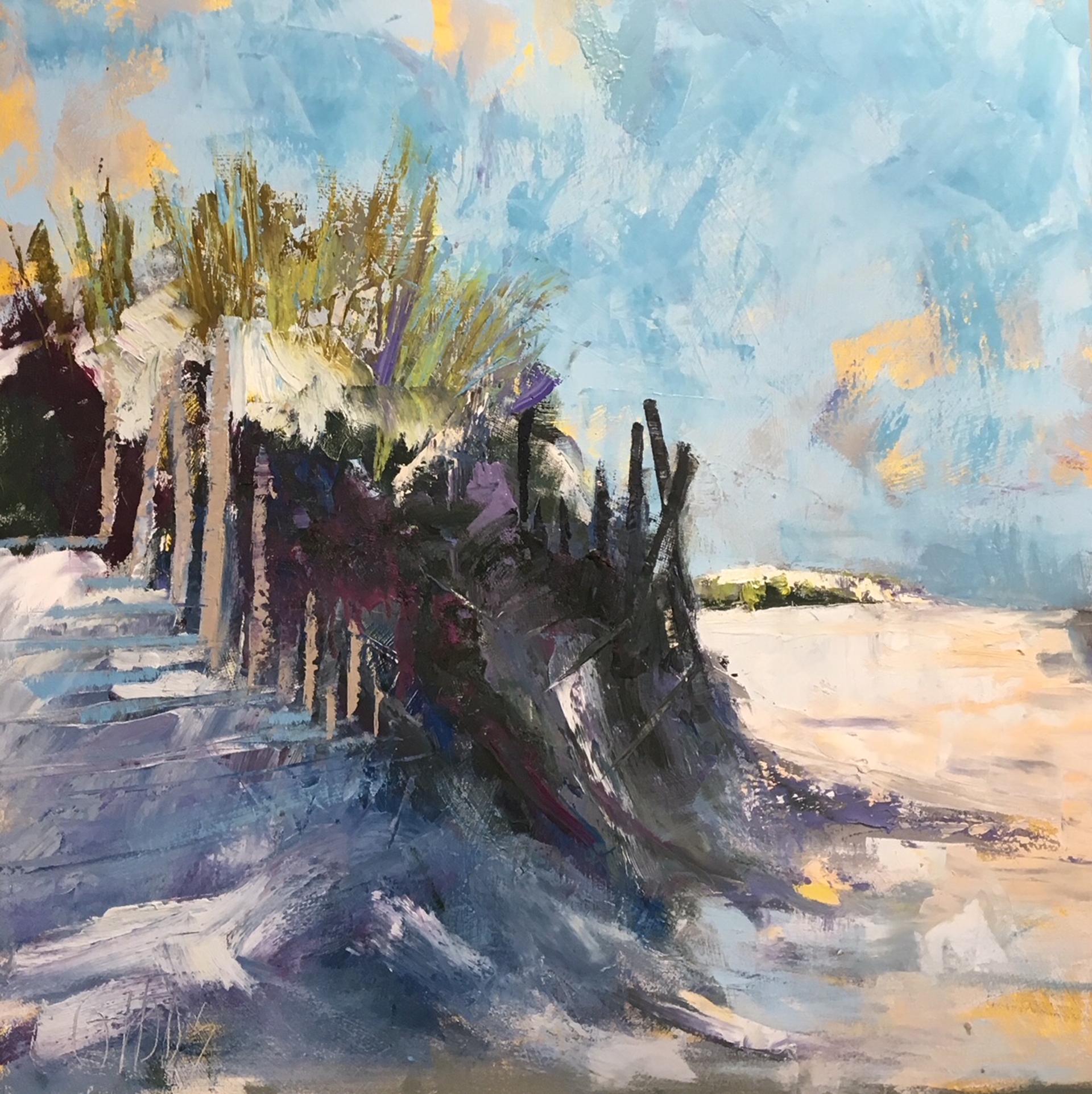 Windbreak by Kim Gibbs