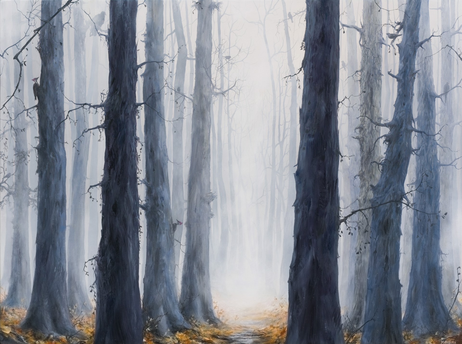 Corridor by Brian Mashburn