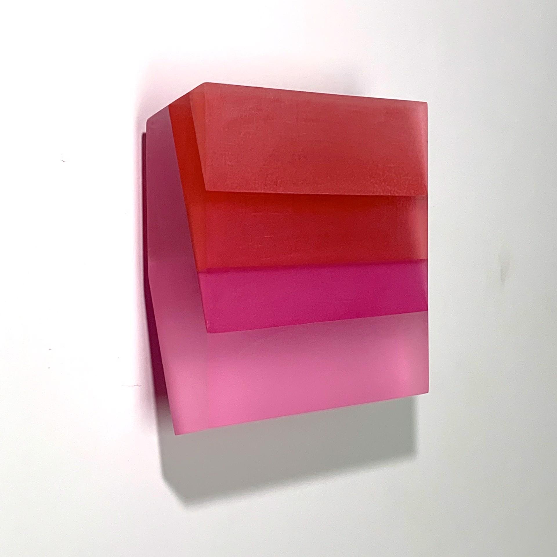 Sky Brick Series, Four by Michelle Benoit