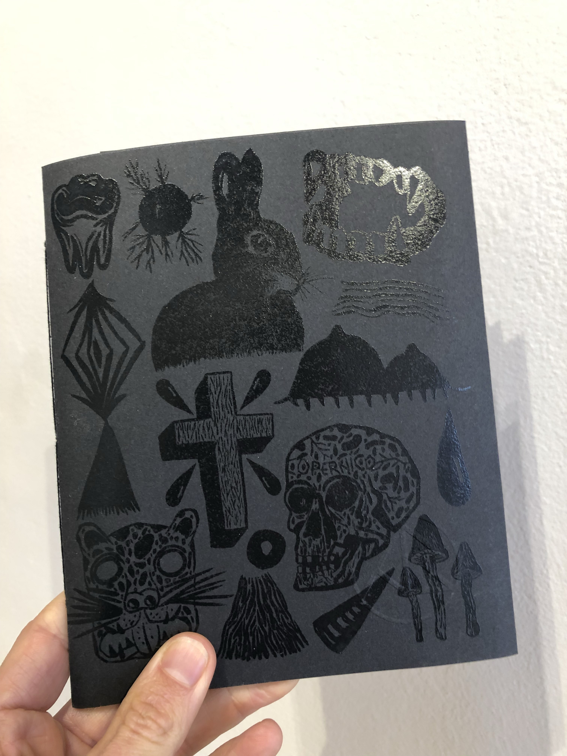 Copernico Libro by Polvoh Press