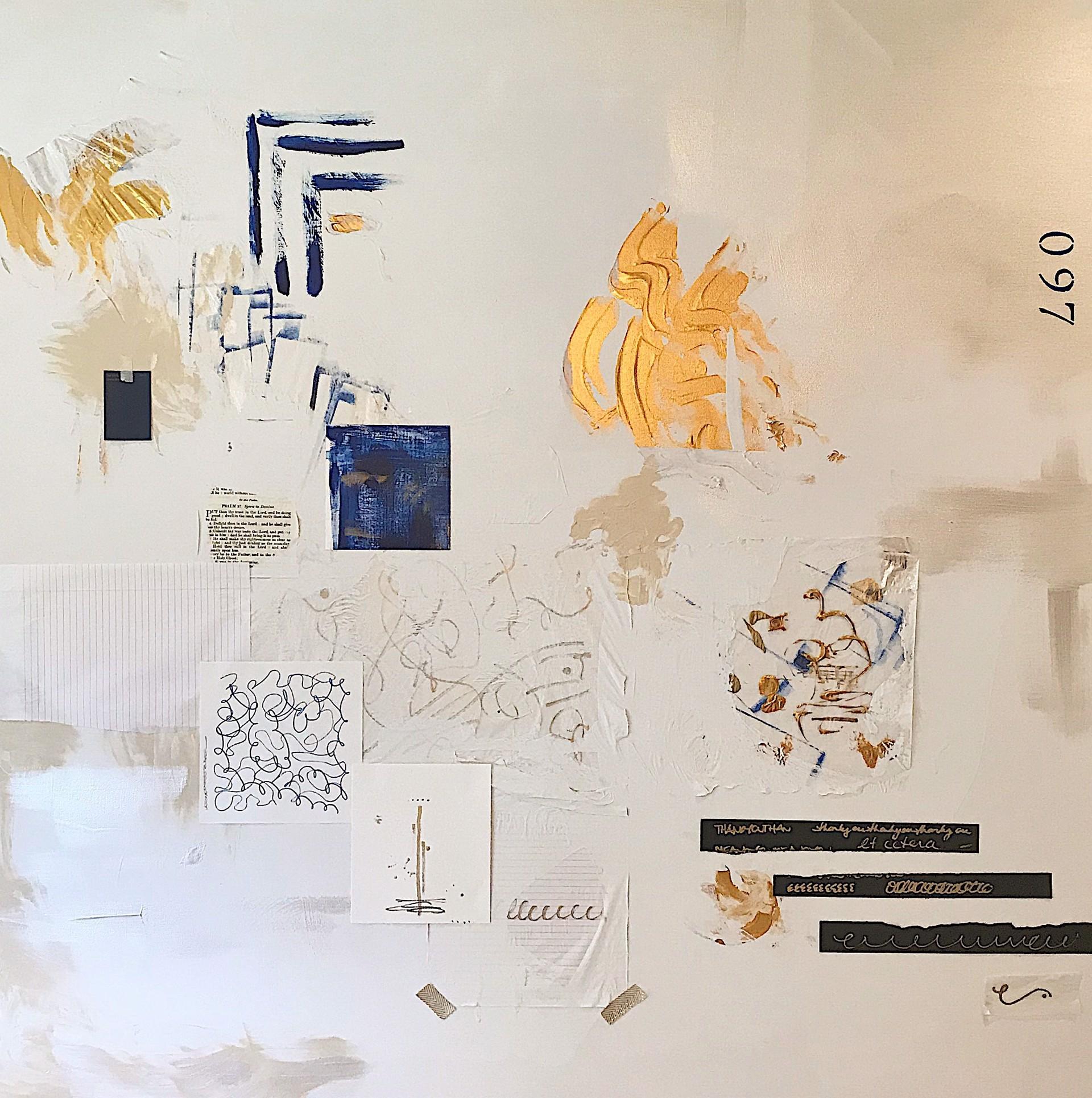 Number 097 by Leslie Poteet Busker