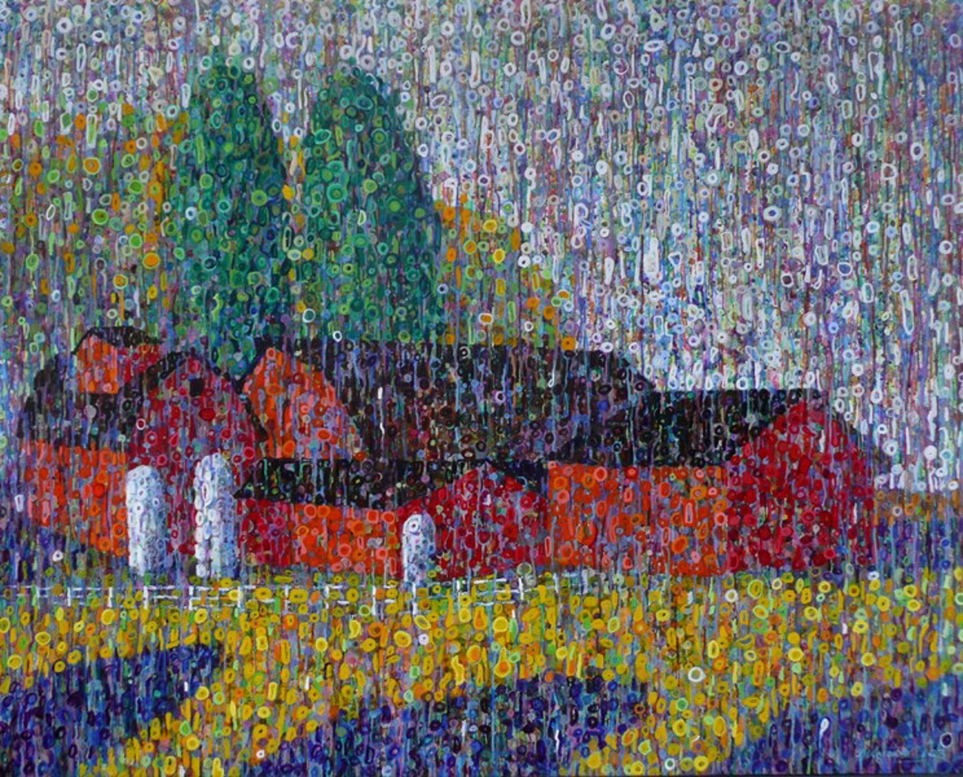Northwest Barns by Marcio Diaz