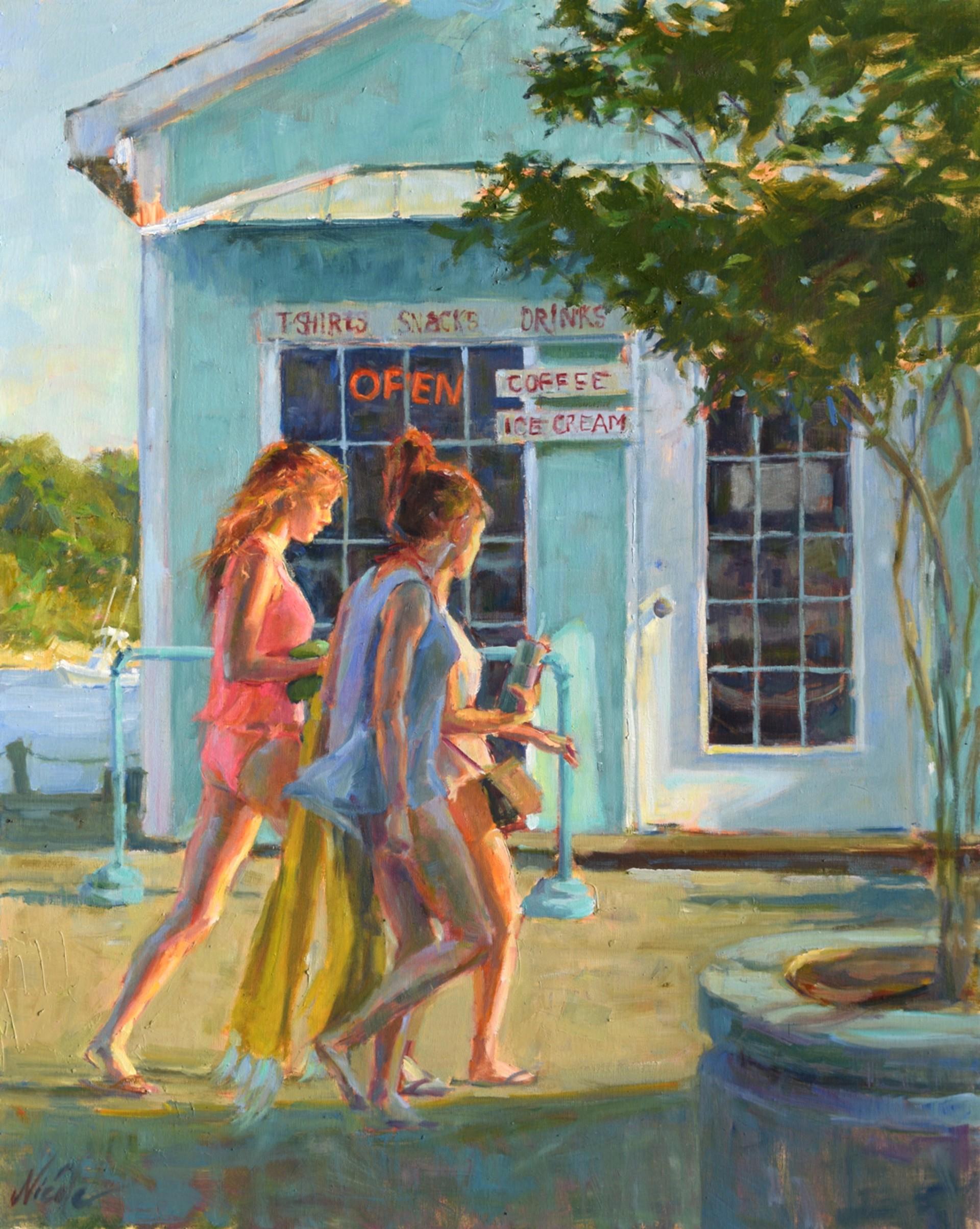 Summer in Full Swing by Nicole White Kennedy
