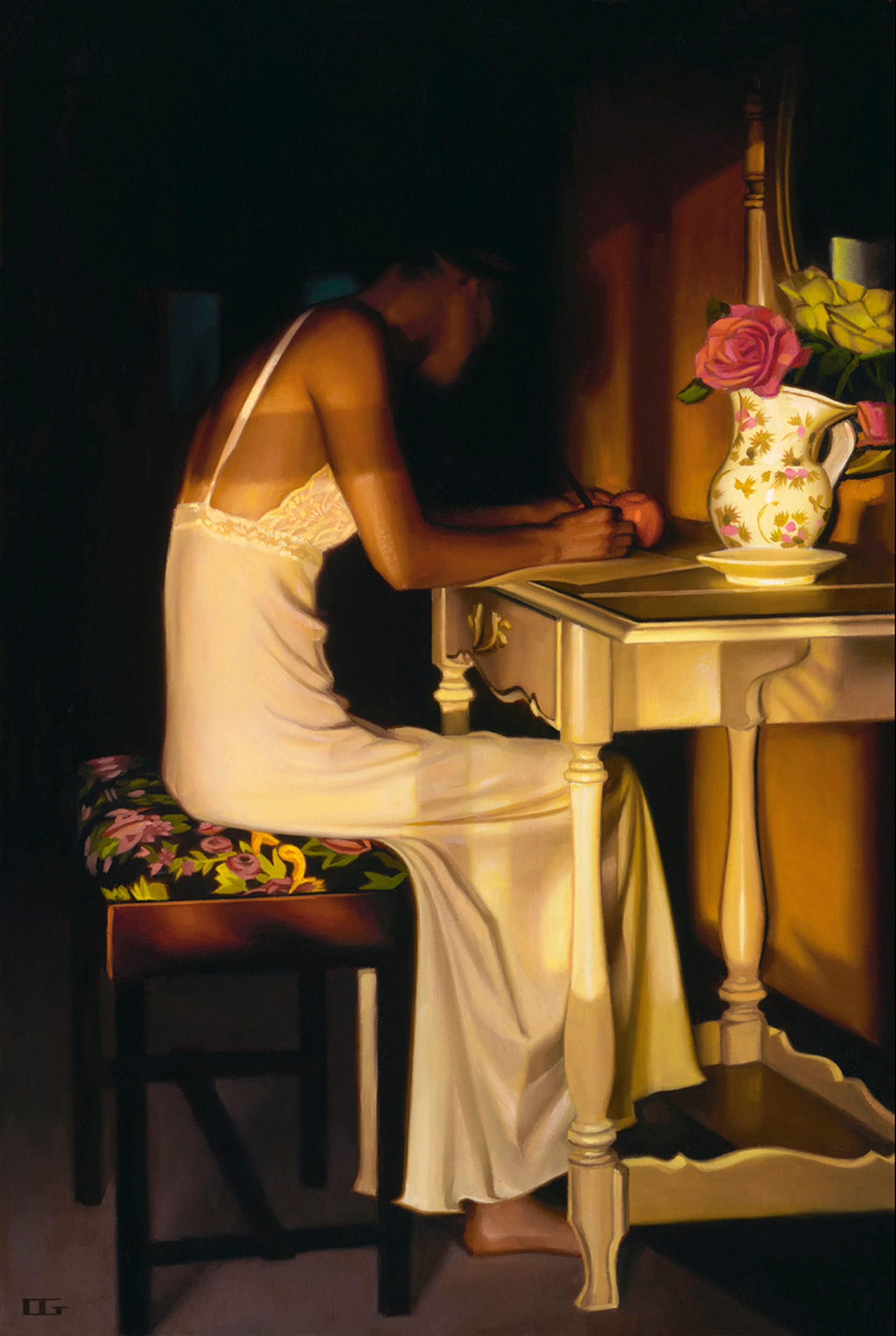 Letters (S/N) by Carrie Graber