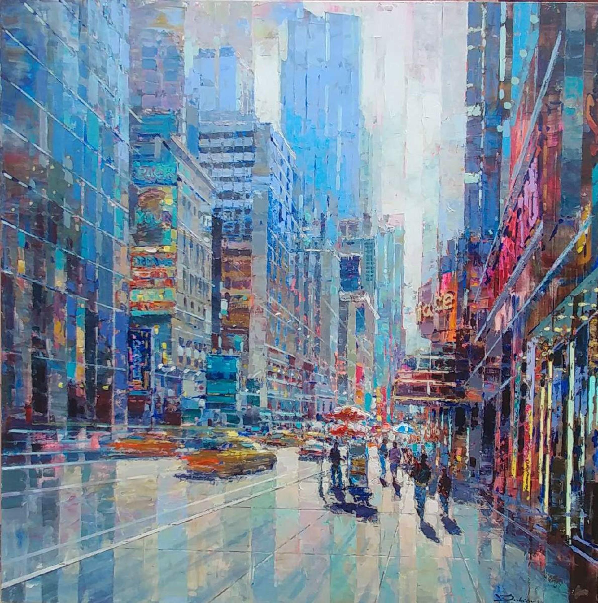 Pulse of the City by Vadim Dolgov