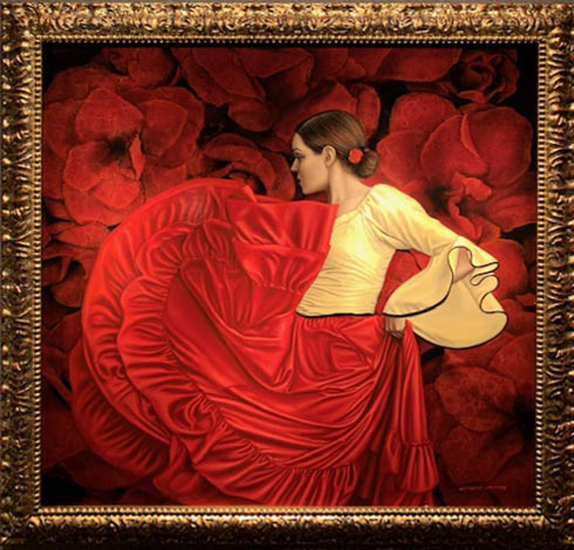 Gypsy I by Larissa Morais