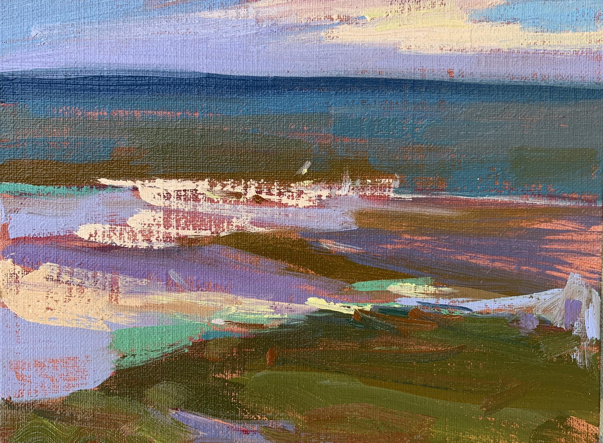Cape San Blas II by Marissa Vogl