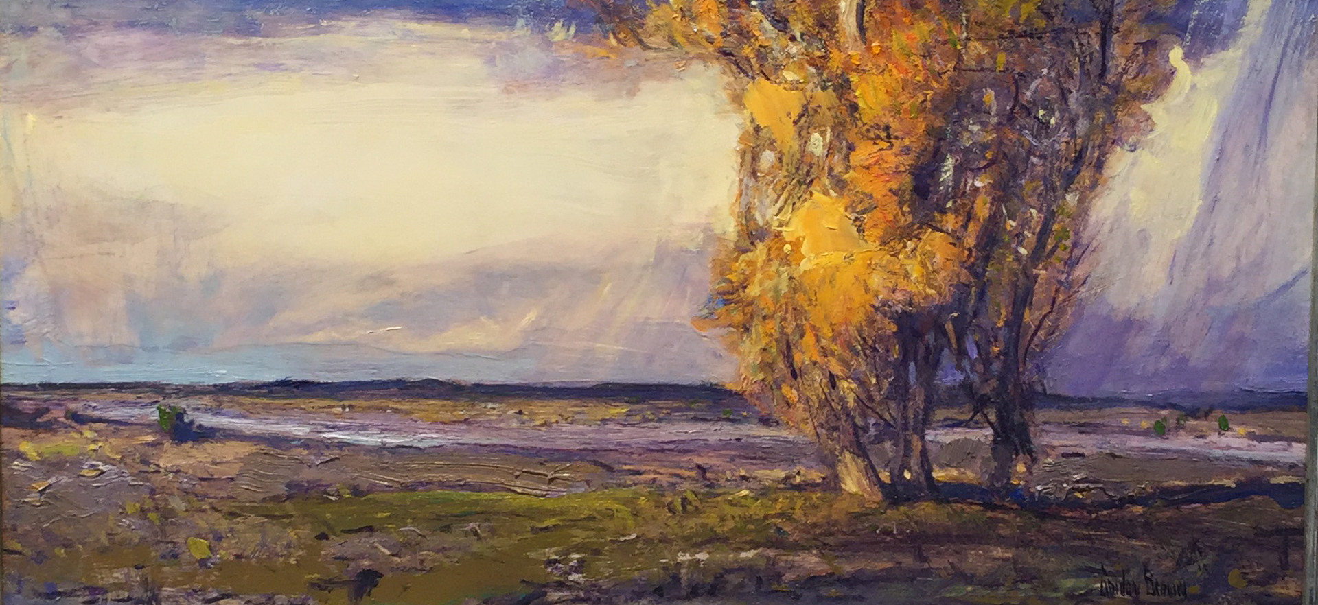Fall Colors by Gordon Brown