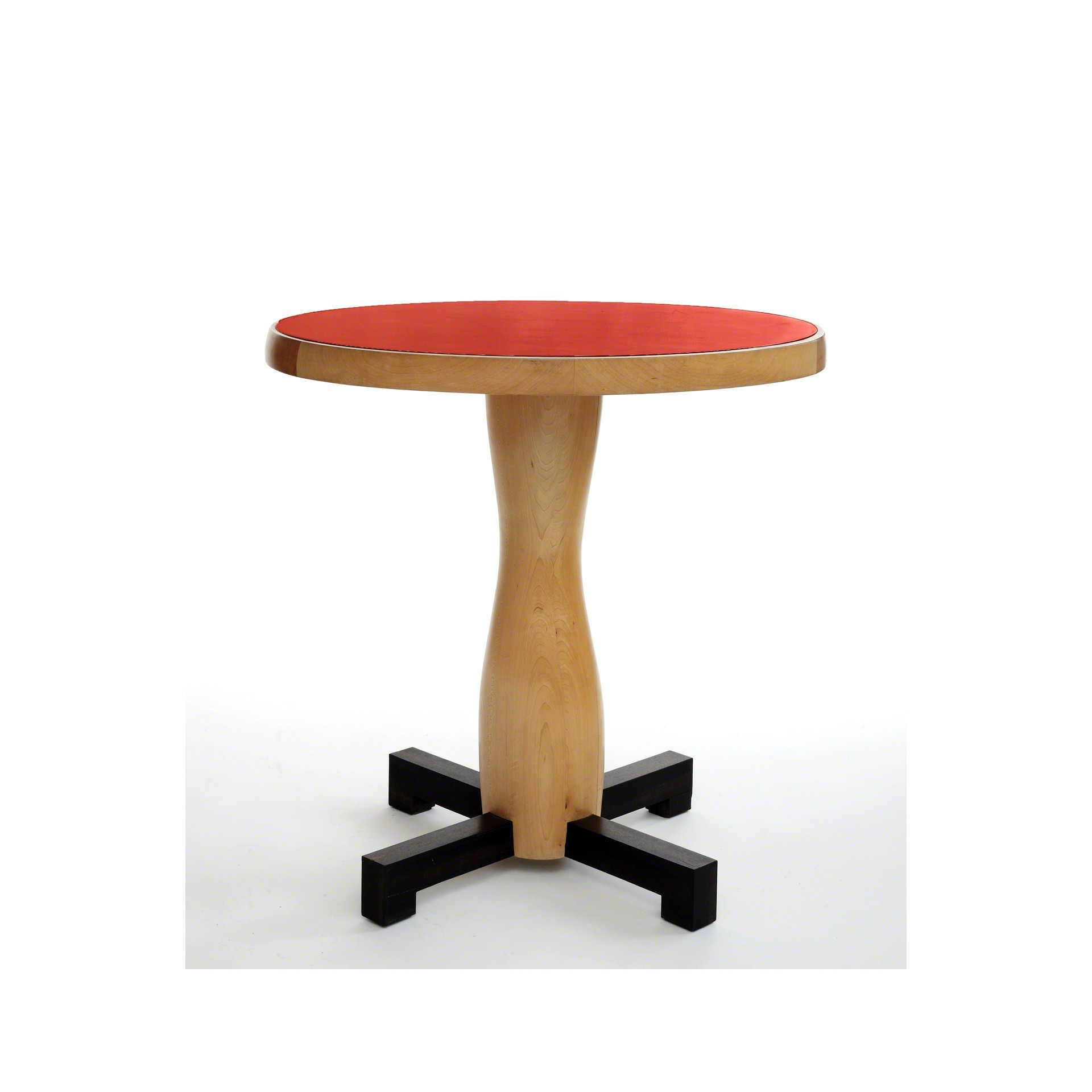 Unique Gueridon table by Jacques Jarrige