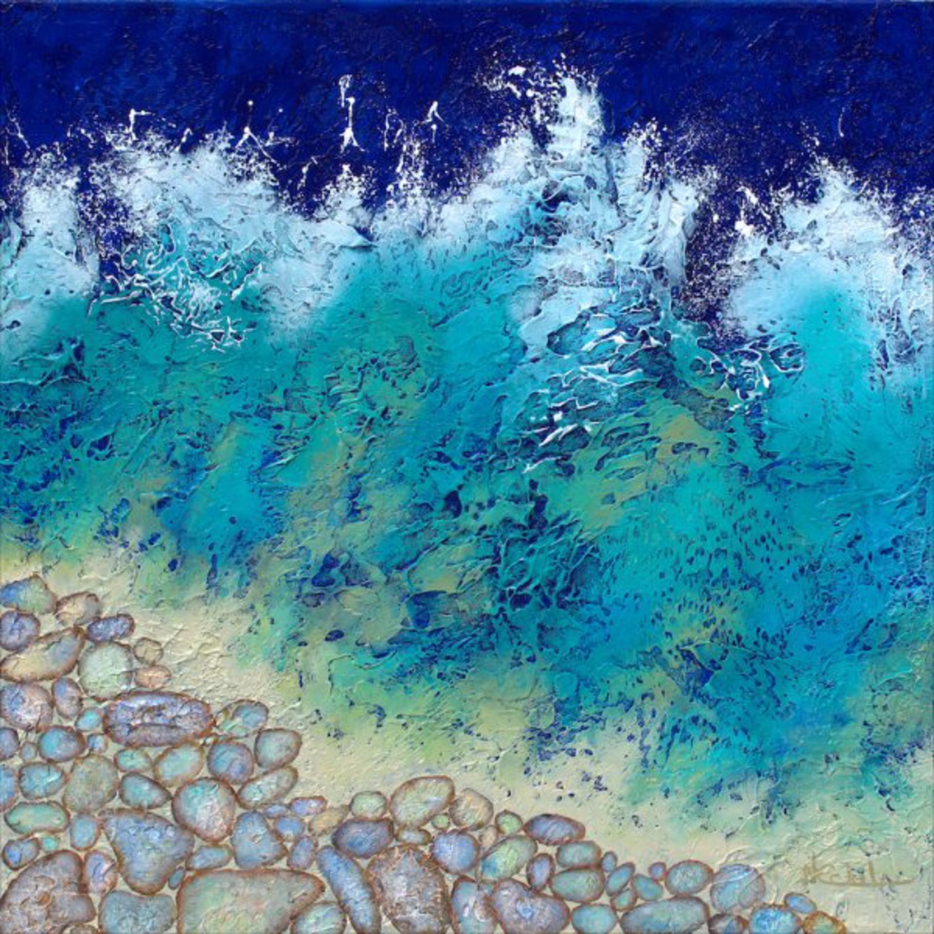 Rocky Beach by Nancy Eckels