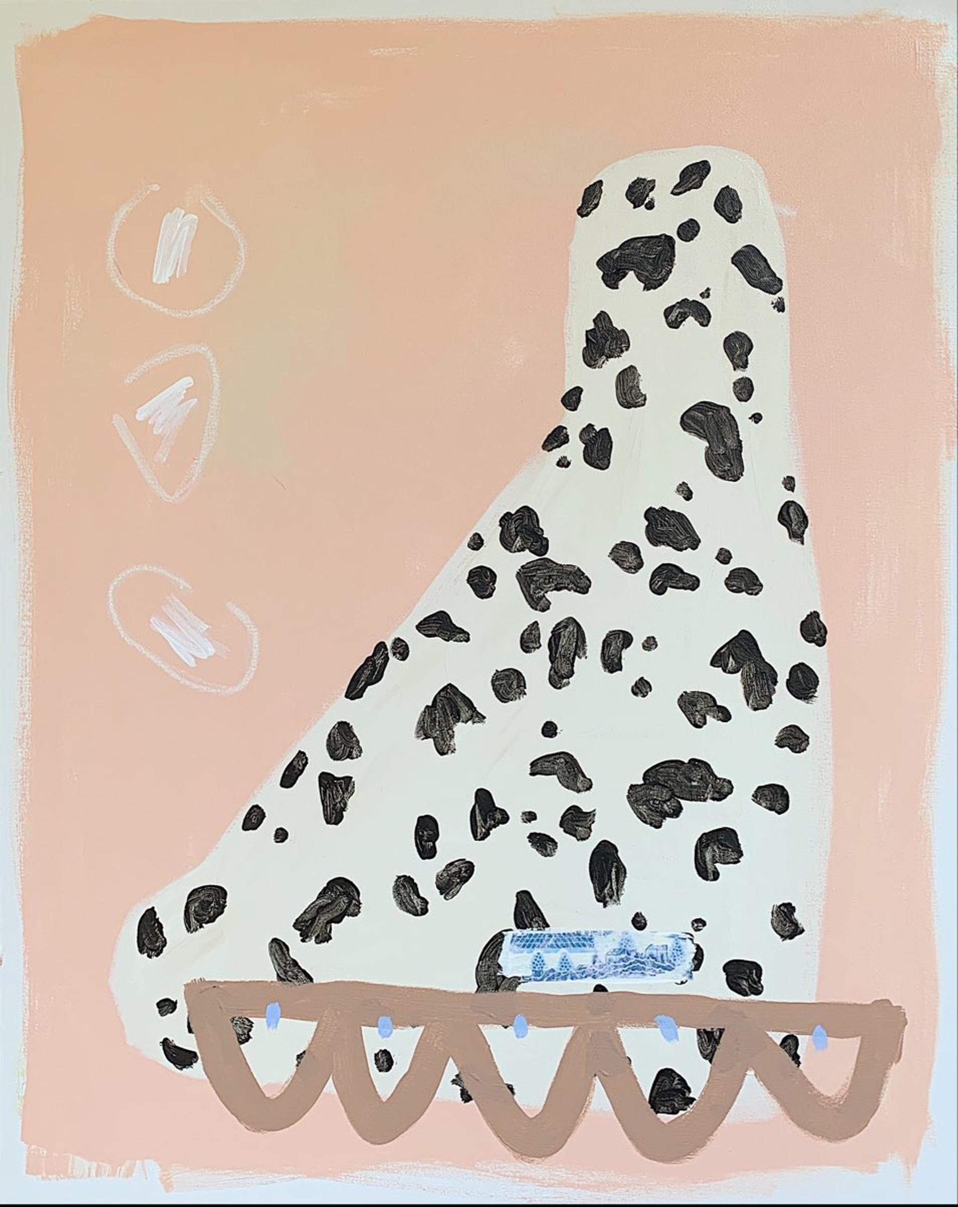 Pinkies Up by Kathleen Jones