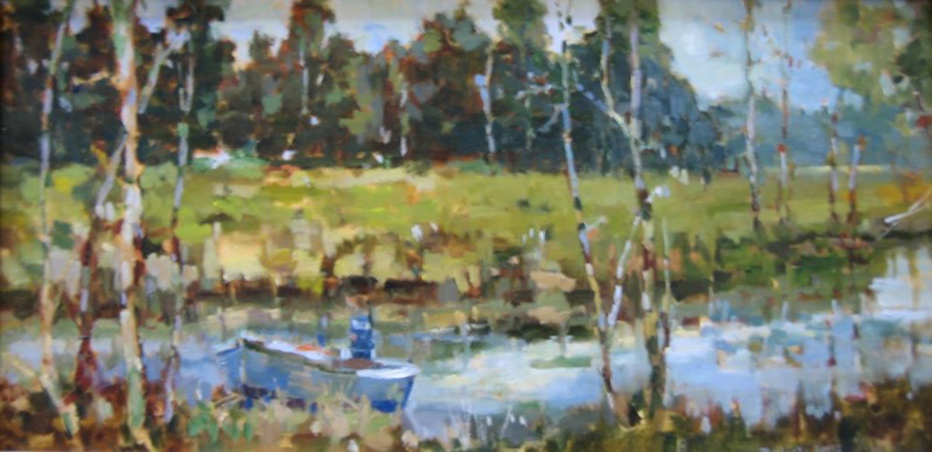 Marshland II by Robert L. Davis