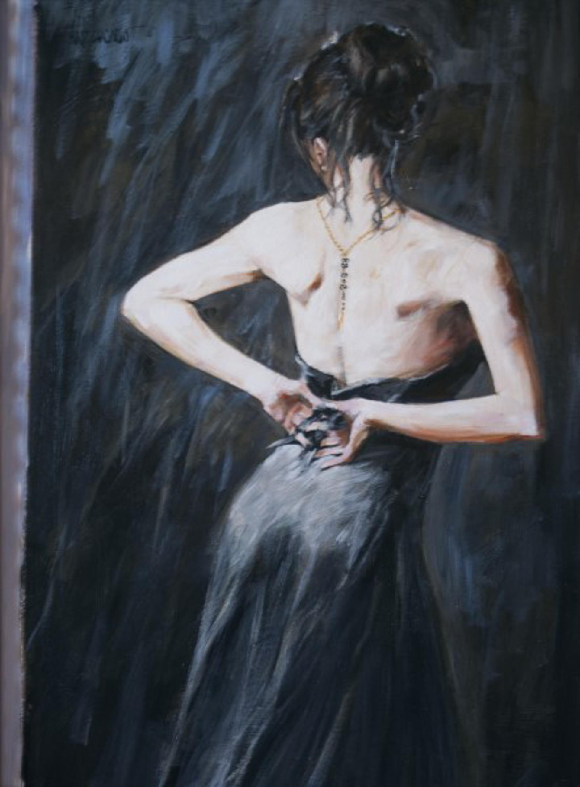 Little Black Dress (SN) by Aldo Luongo