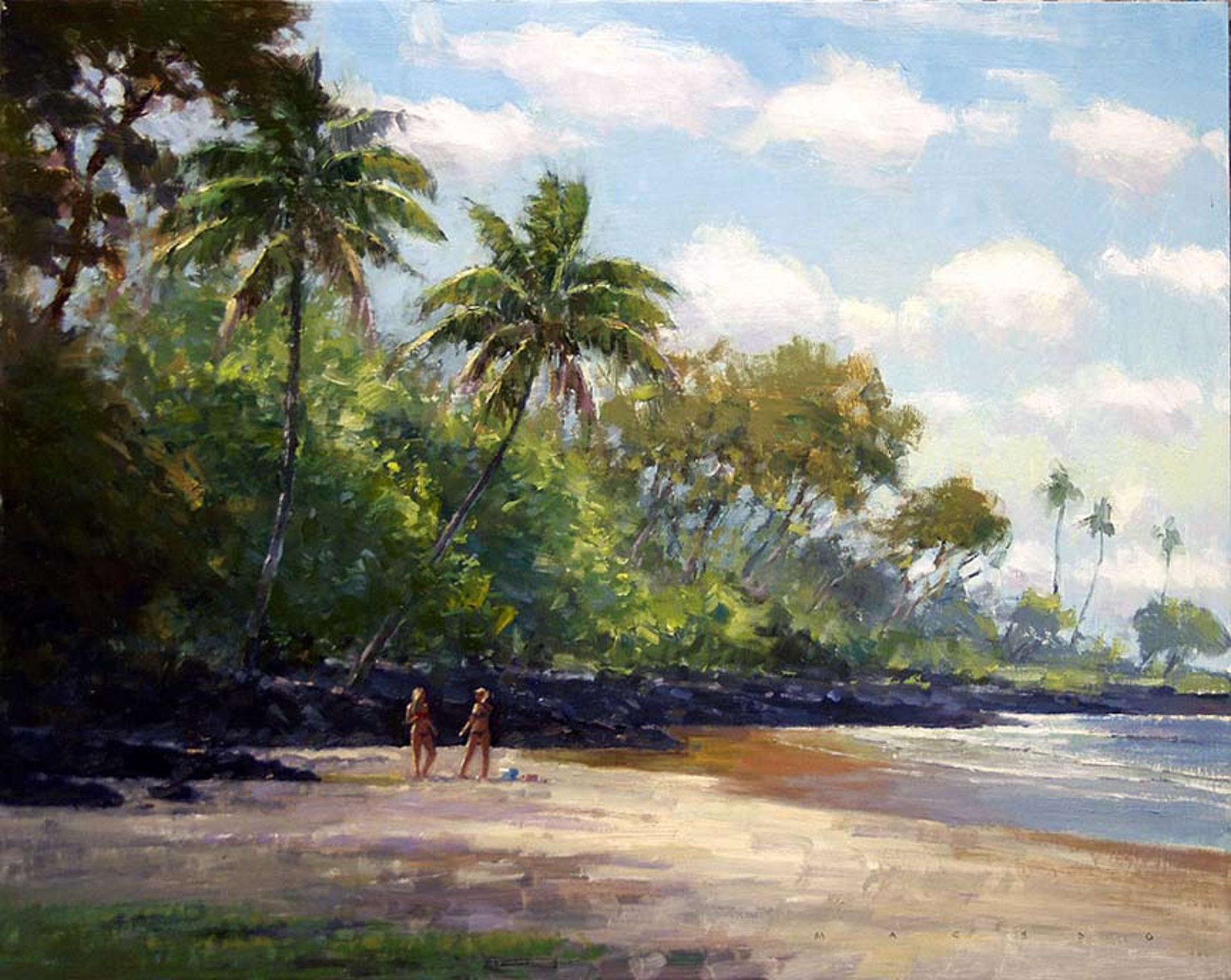 Hamoa Ladies Beach Day by Ronaldo Macedo