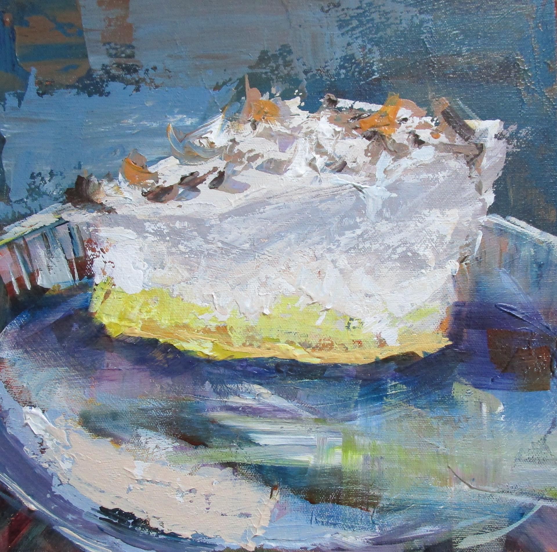 Laura's Lemon Pie by Amy Dixon