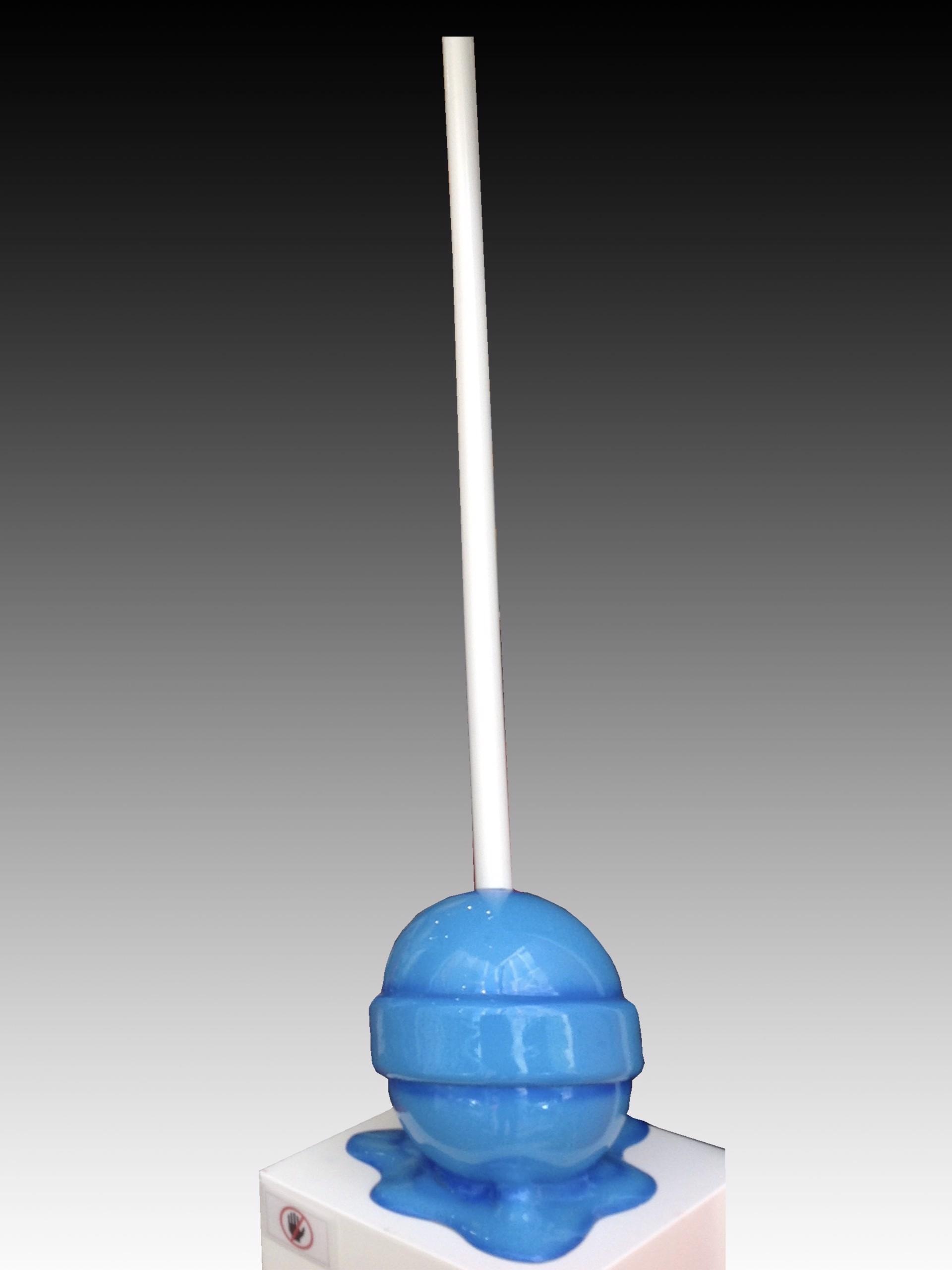 "The Sweet Life"" Medium Puddle Lollipop by Elena Bulatova"