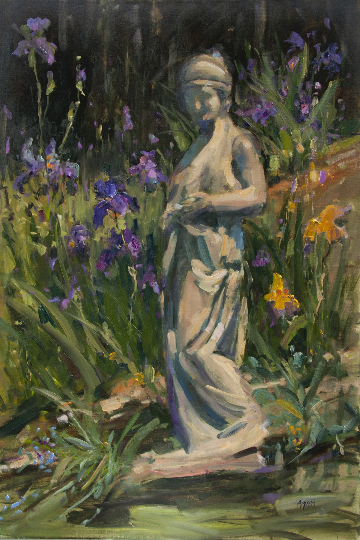 Spring Goddess by Stephanie Amato