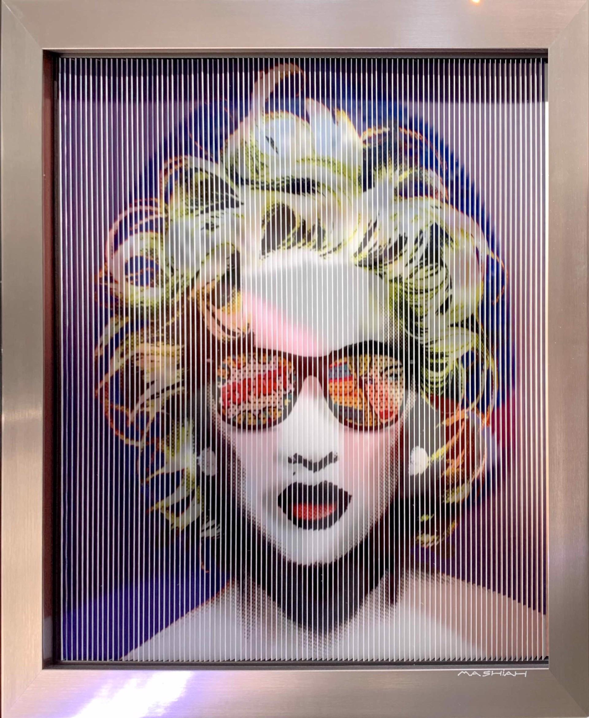 Americana Madonna by Efi Mashiah