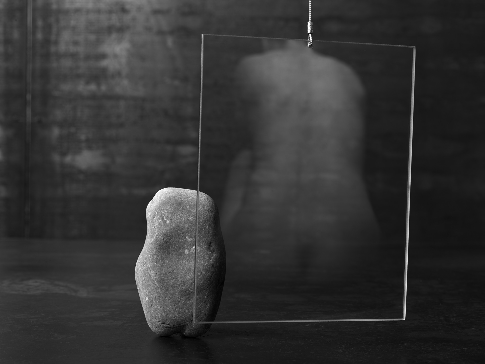 Back Torso by Frank Sherwood White
