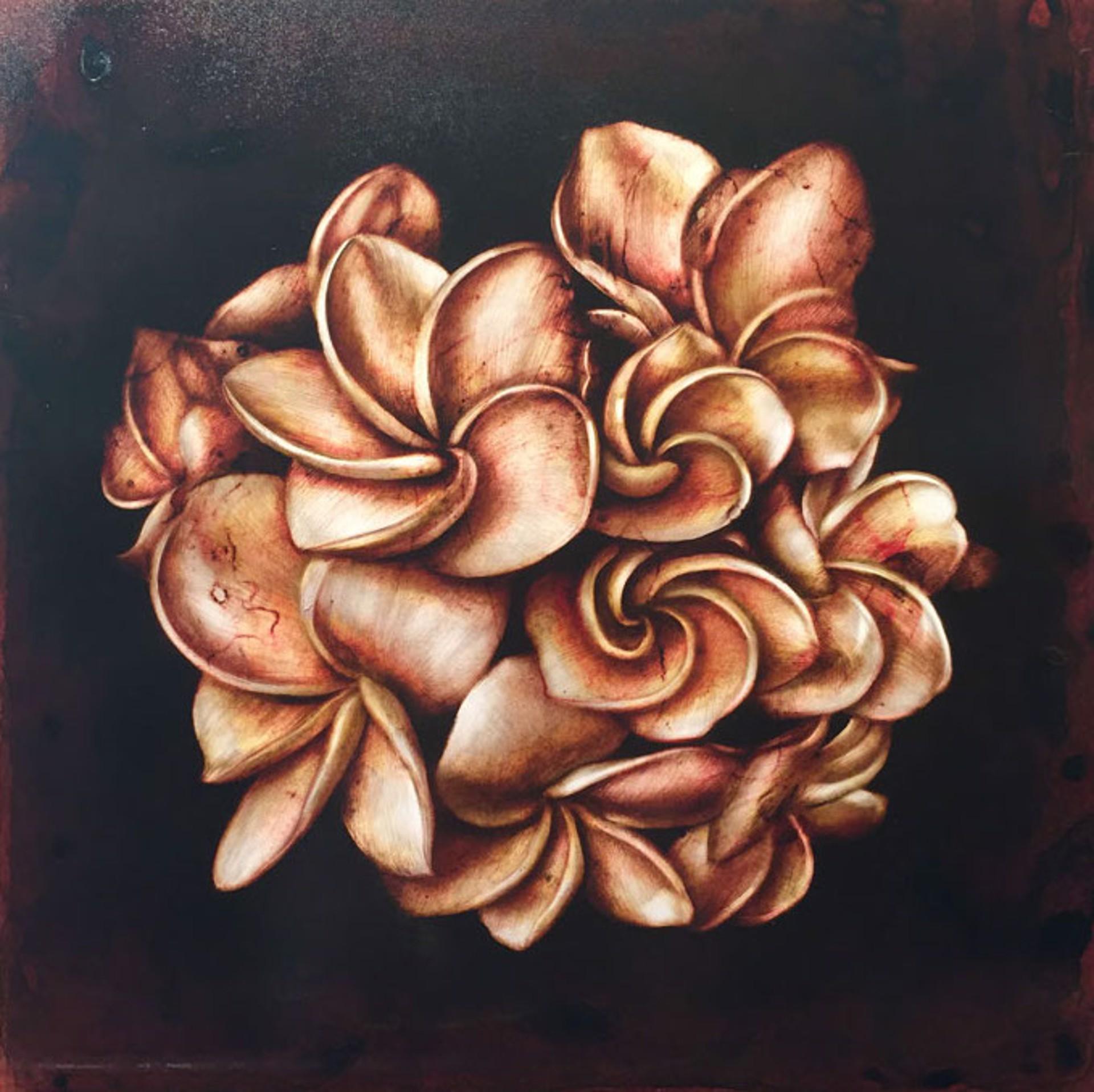 Hawaiian Blooms II by Larissa Morais