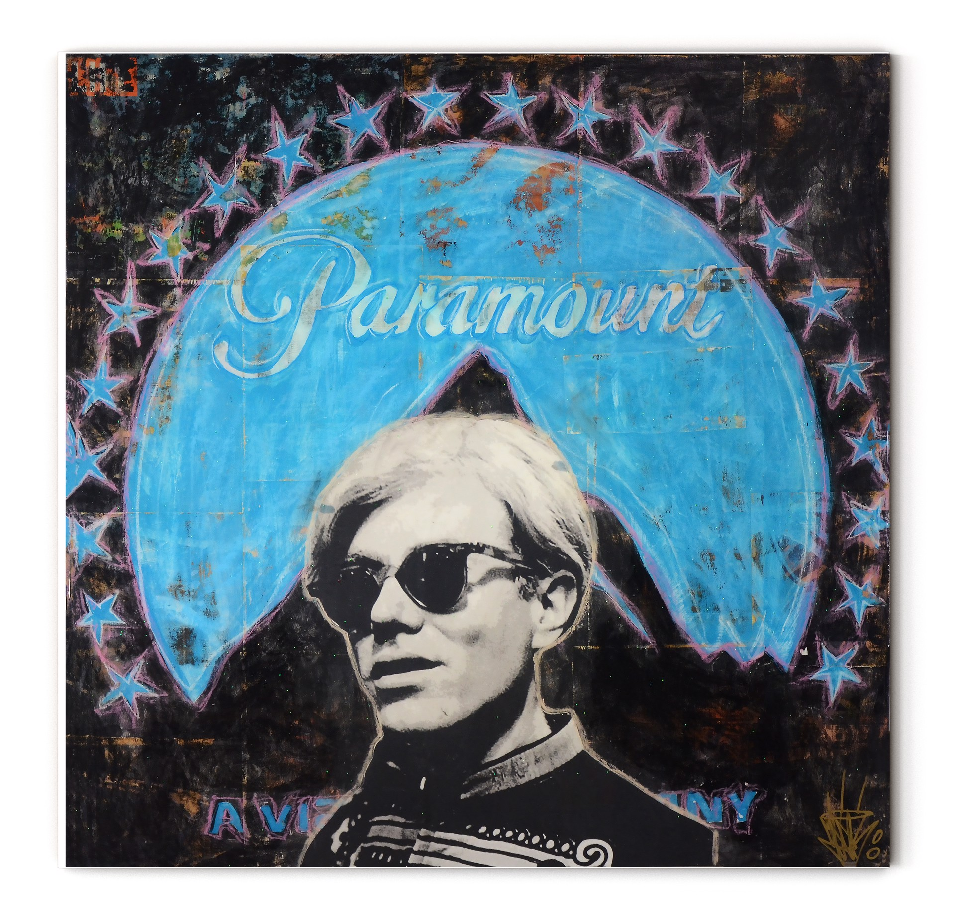 Paramount Warhol by Seek One
