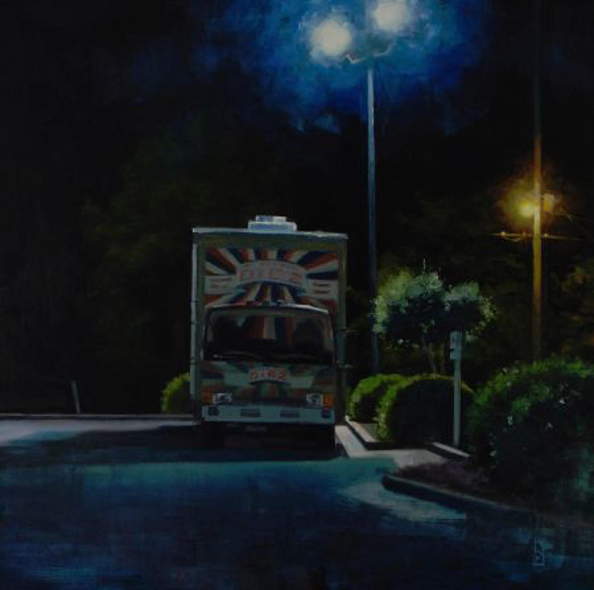 truck stop by Steven Walker