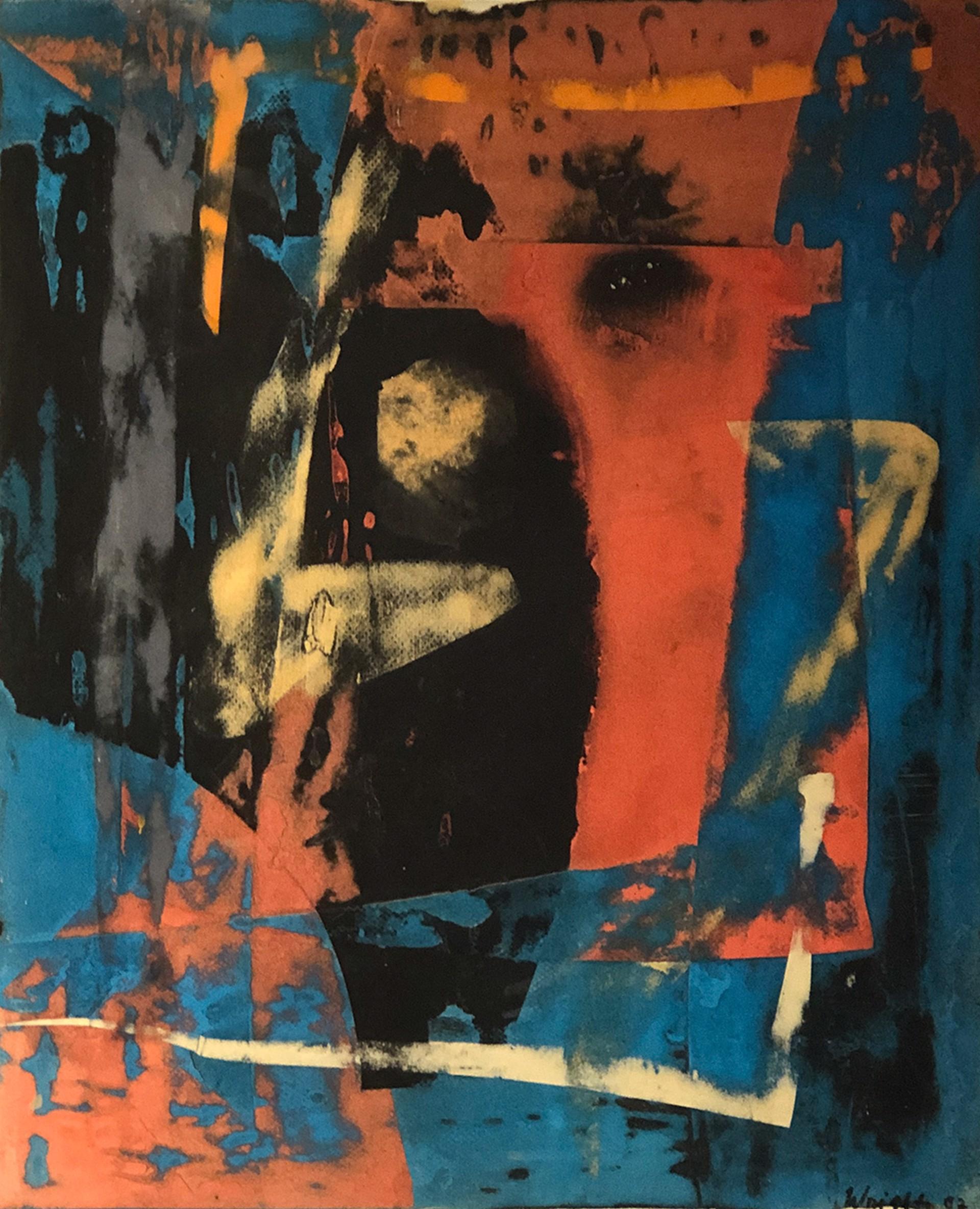 Carmelite Nun by Michael Wright