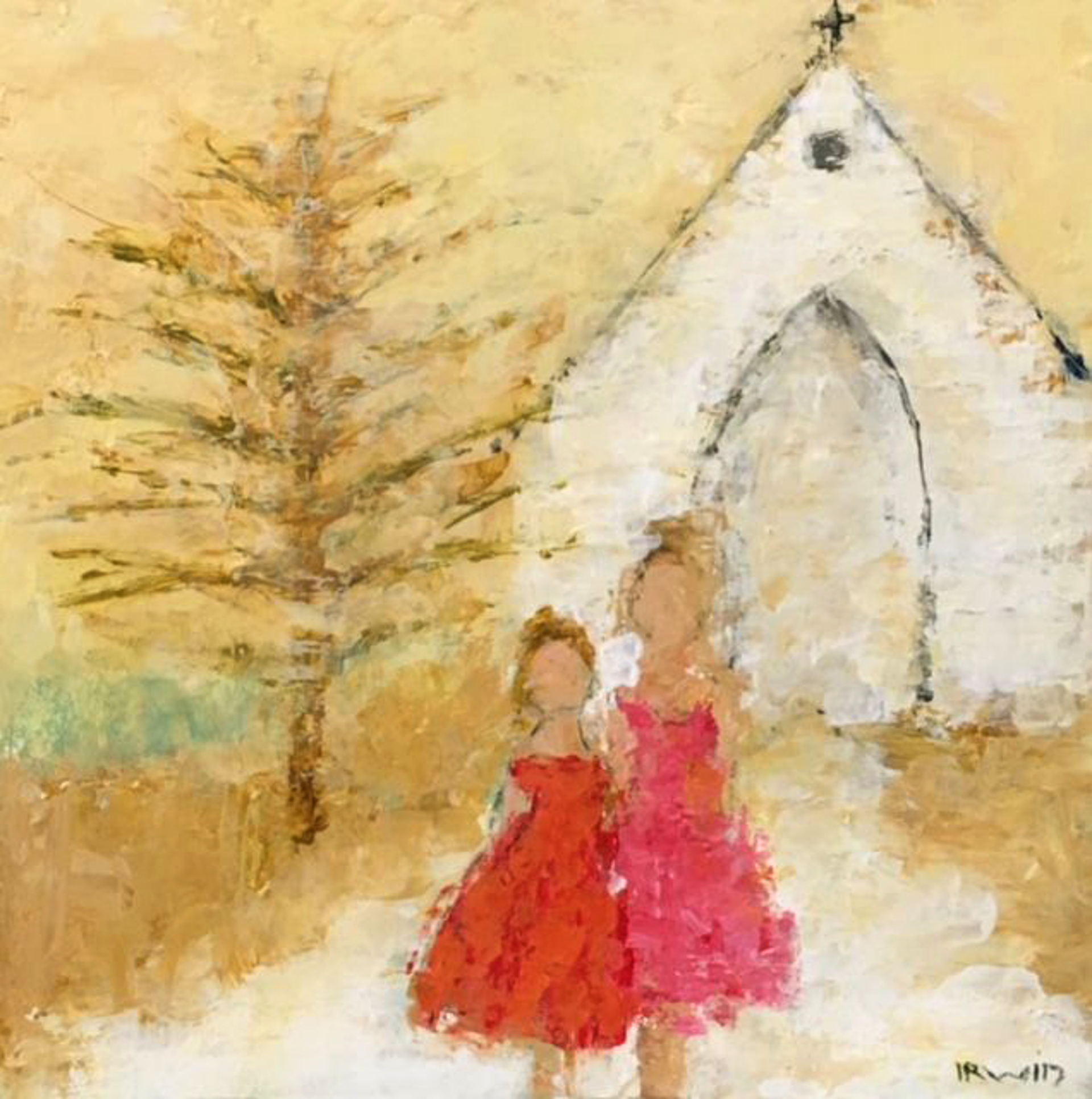 Summer Chapel by Holly Irwin