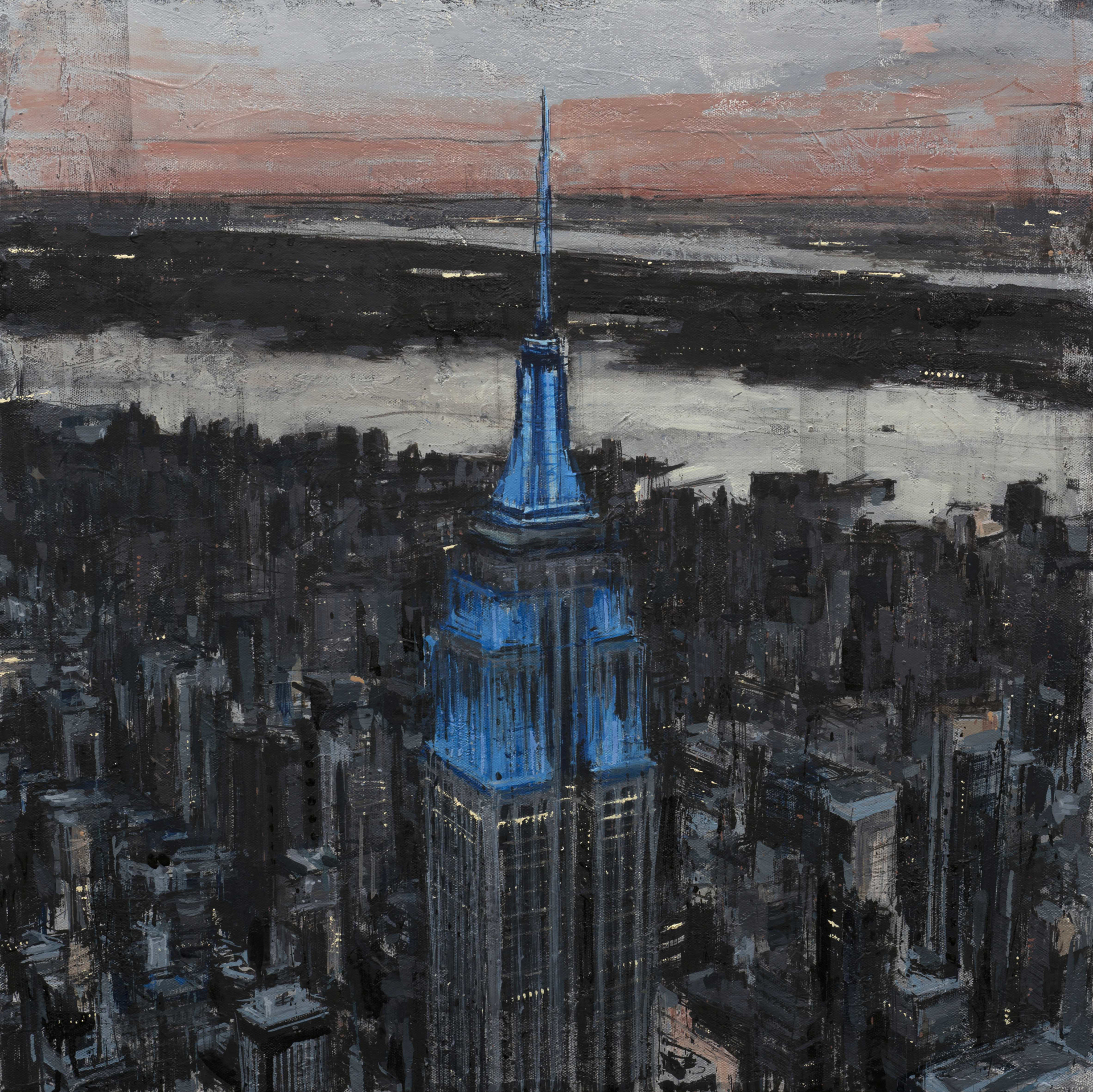 ESB at Sunset by Valerio D'Ospina