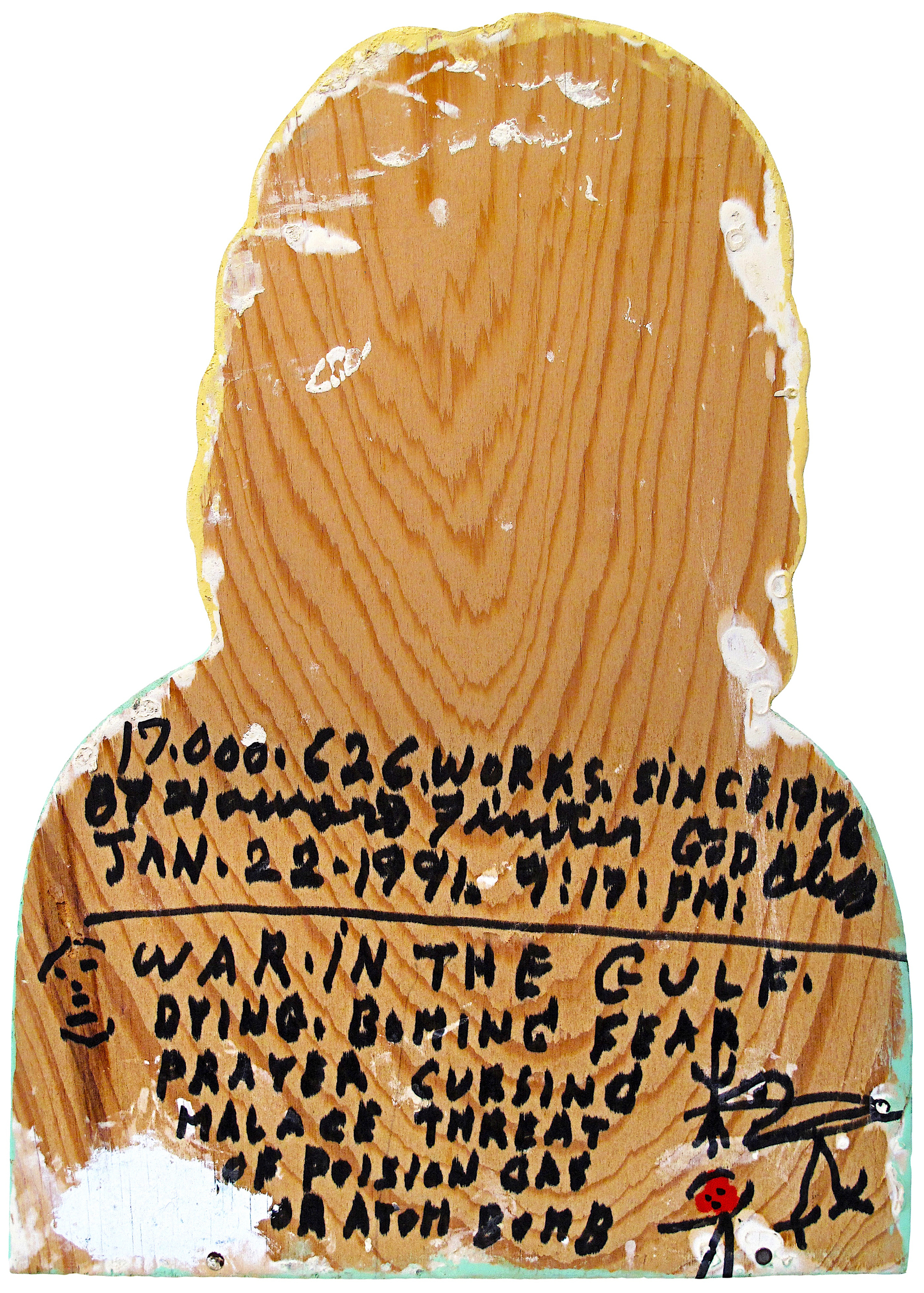 Baby Doll by Howard Finster