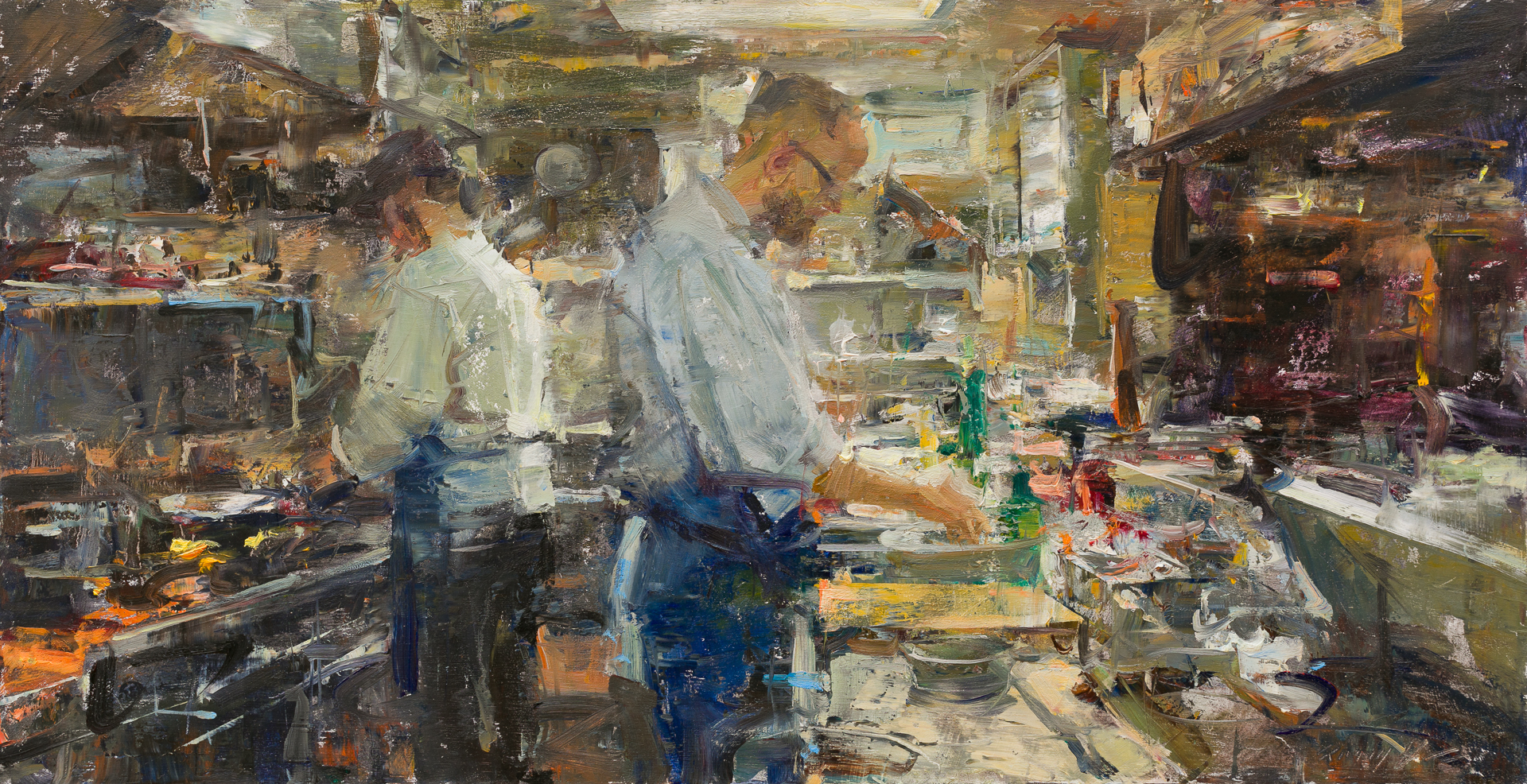 Mizuna Kitchen by Quang Ho