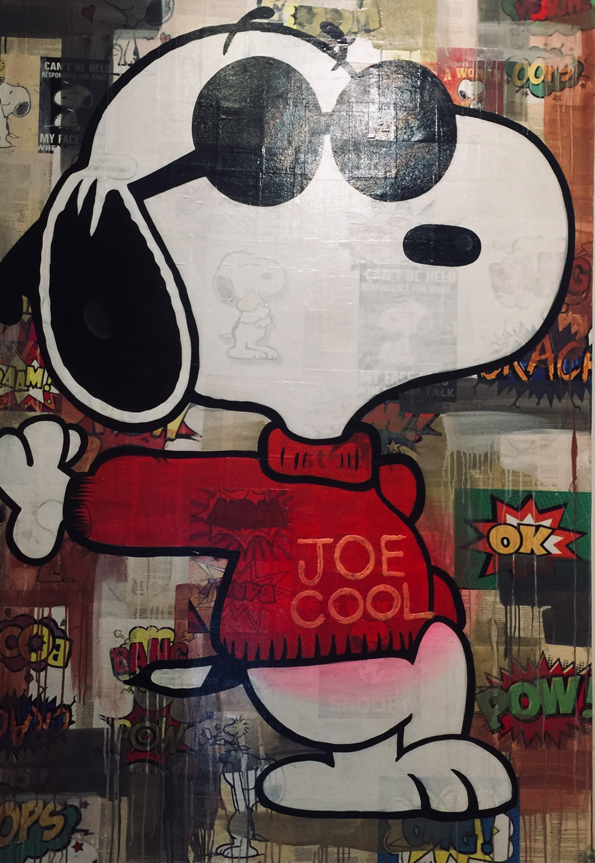 Icon Series Snoopy by Buma Project