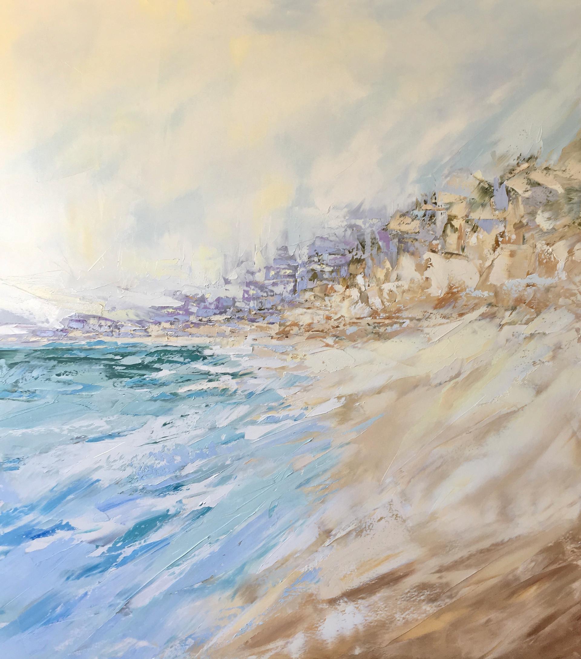 Sand and Water by Sandra Pratt