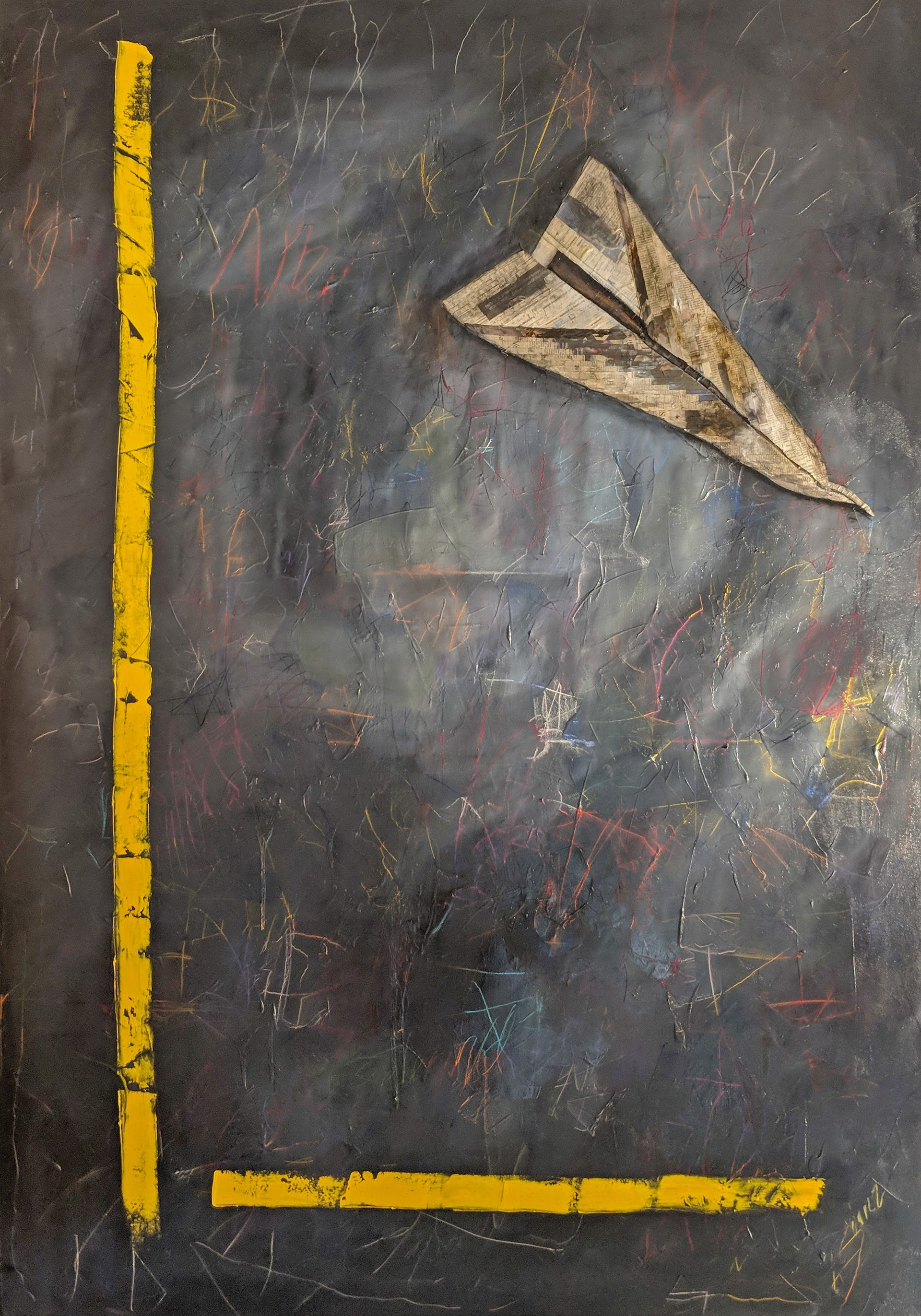 Velocity of Uncertainty by Lorena Suárez