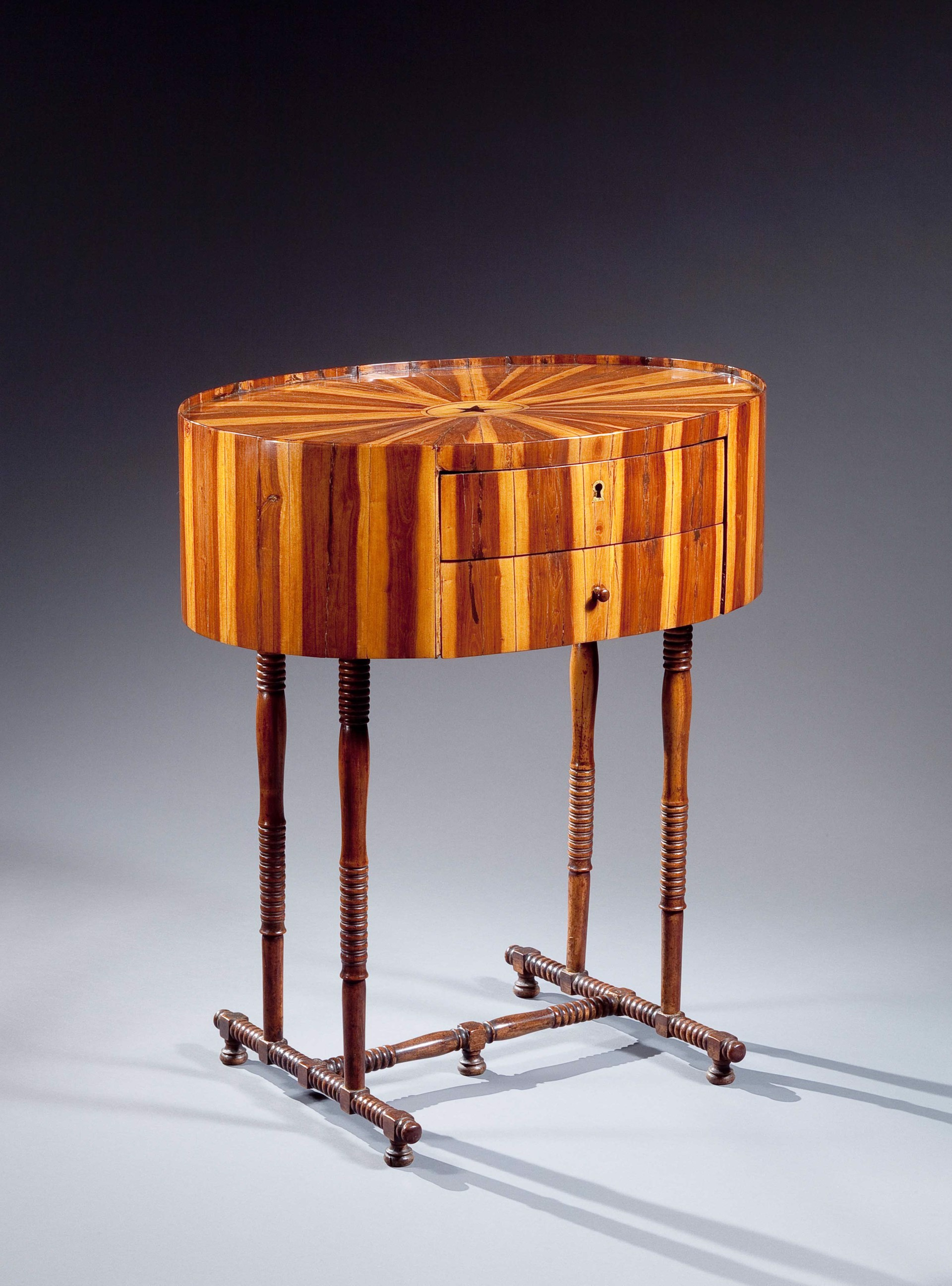 CONTINENTAL COCUSWOOD TABLE