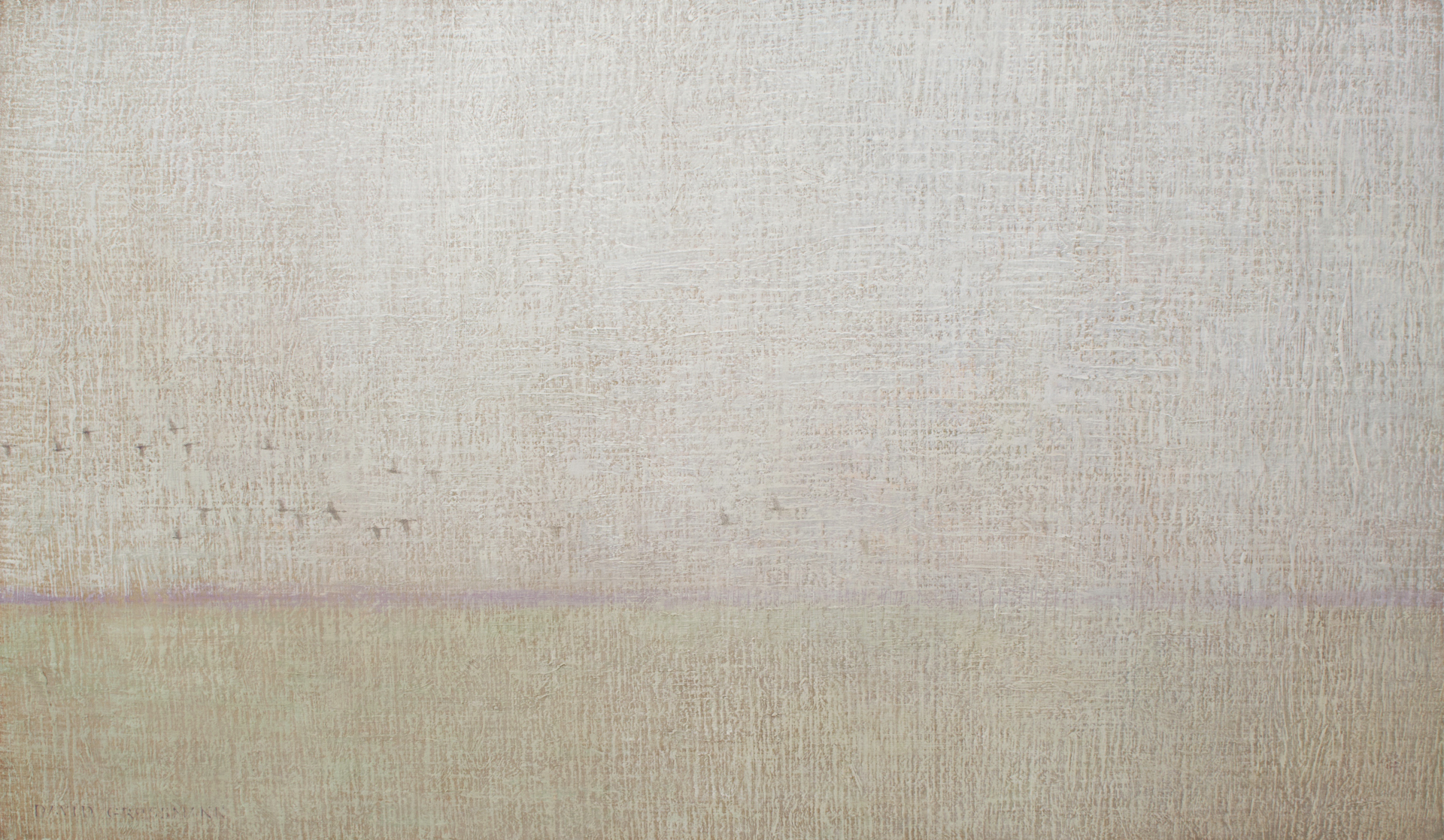 Flight into Rain by David Grossmann