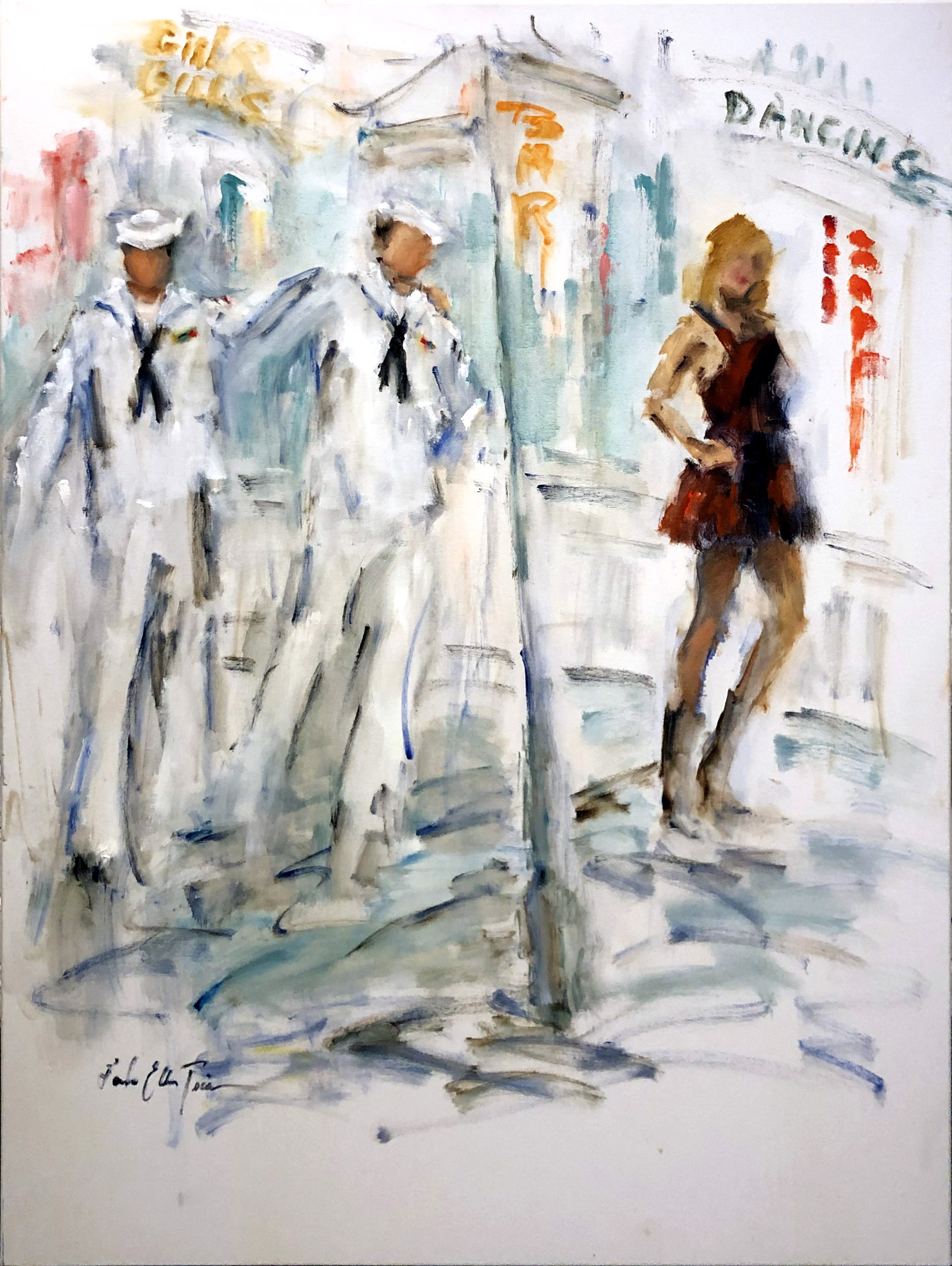 She Likes to Dance by Linda Ellen Price
