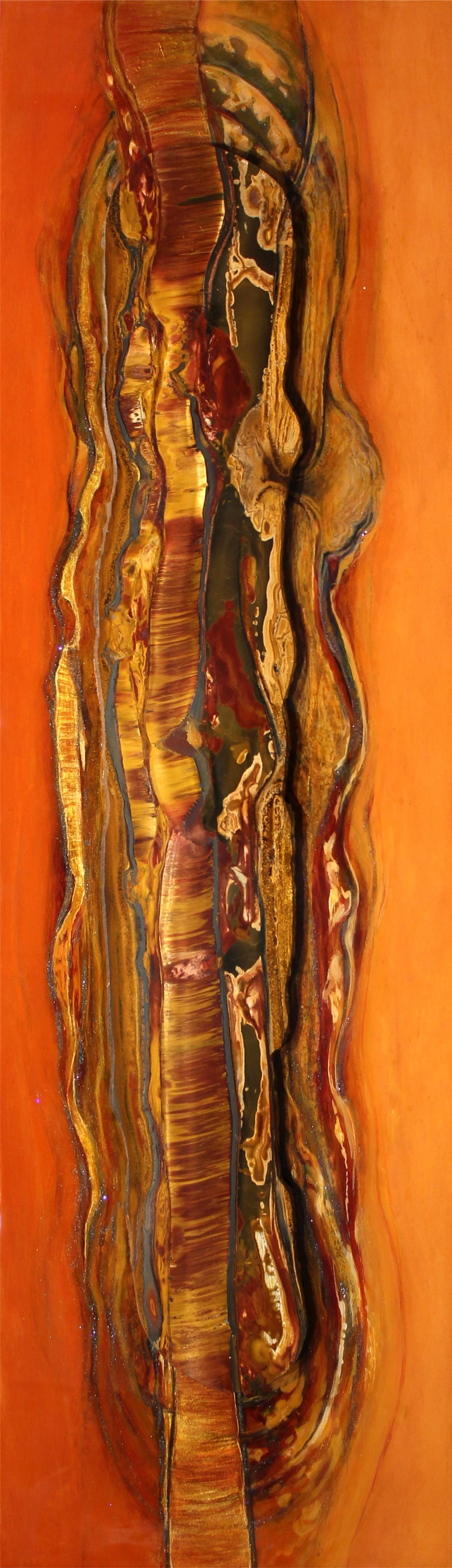 Sacred Spire (Marramamba) by Redhawk Mallet