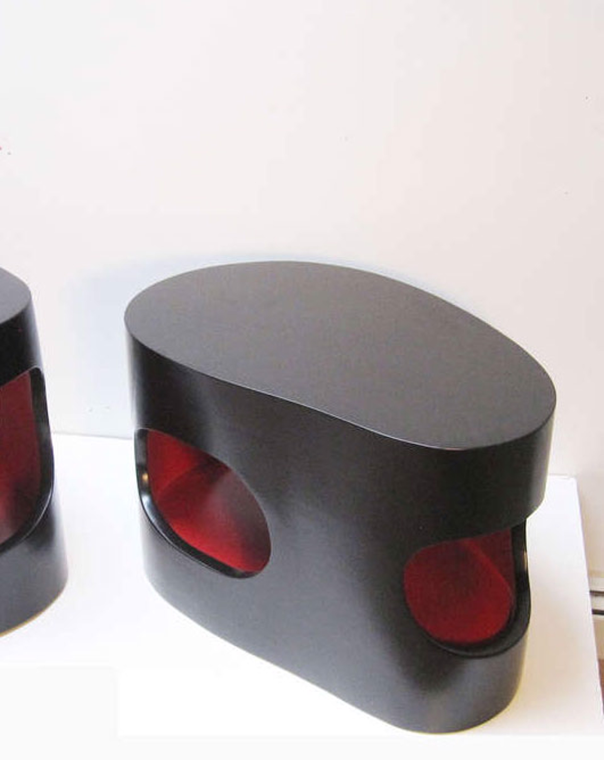 """Cloud"" Small coffee table  by Jacques Jarrige"