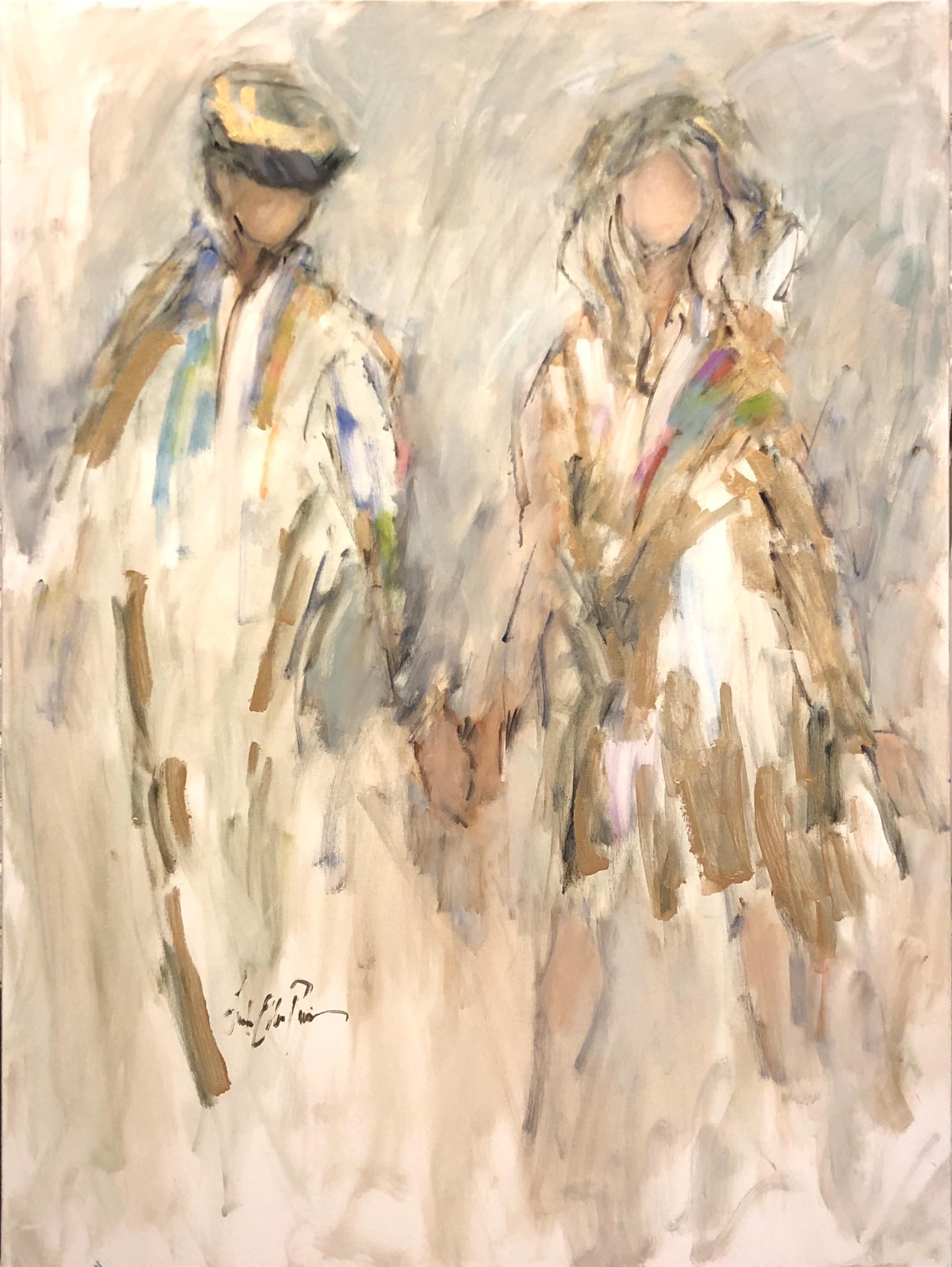 Holding Hands by Linda Ellen Price